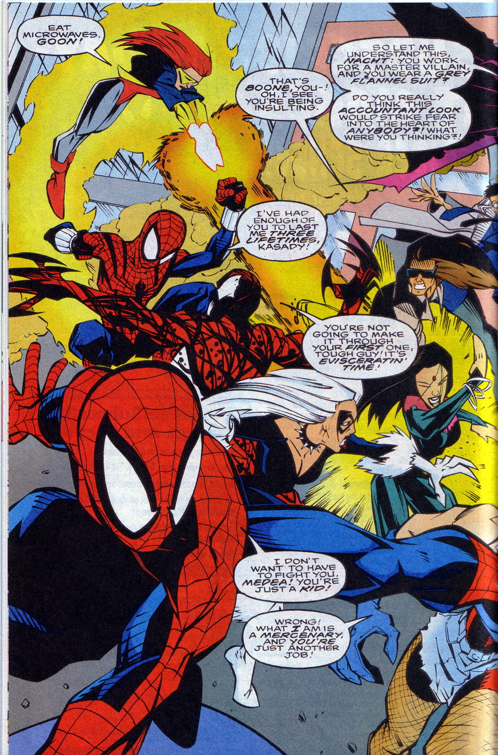 Read online 101 Ways to End the Clone Saga comic -  Issue #101 Ways to End the Clone Saga Full - 18