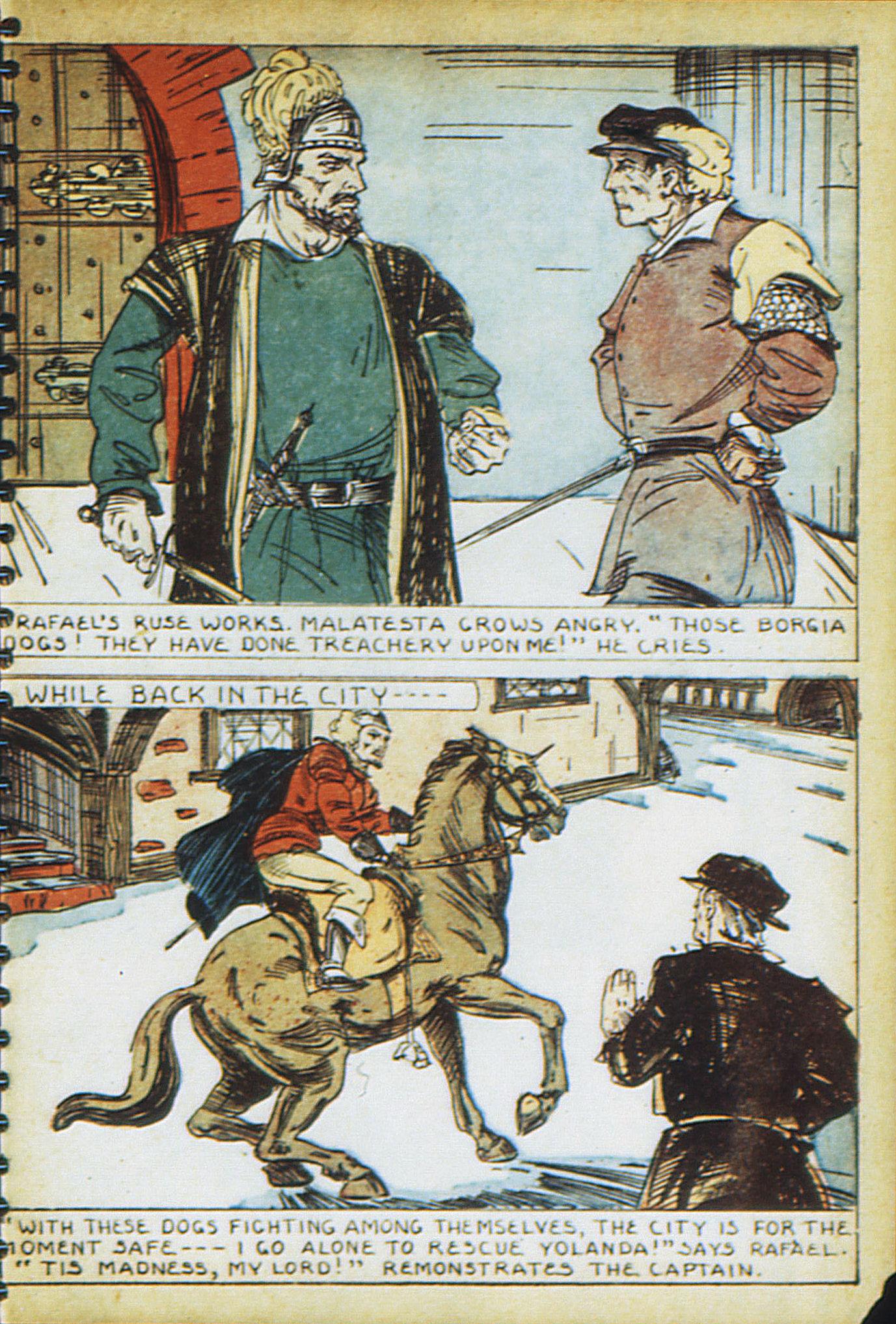 Read online Adventure Comics (1938) comic -  Issue #13 - 55