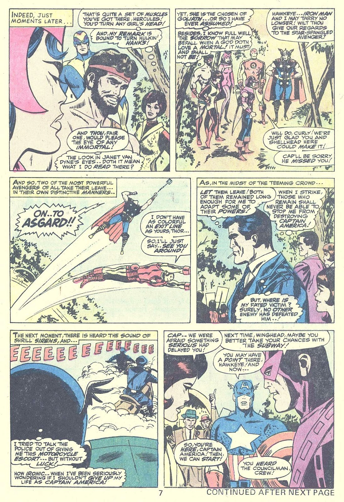 Marvel Triple Action (1972) issue 37 - Page 9