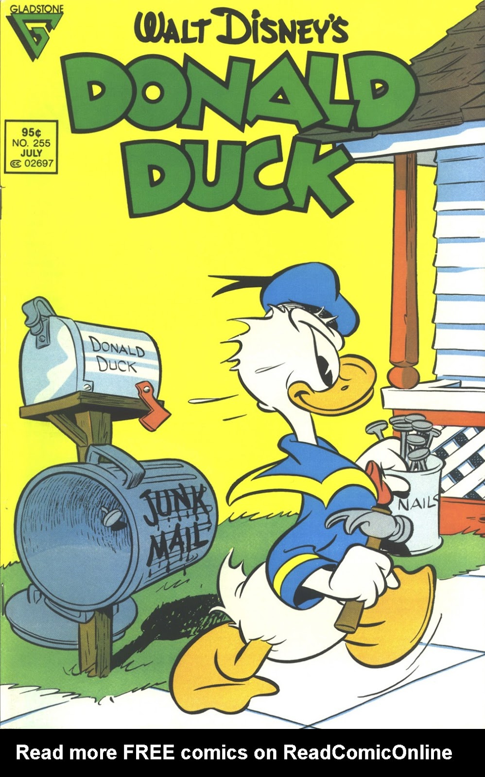 Walt Disneys Donald Duck (1986) 255 Page 1