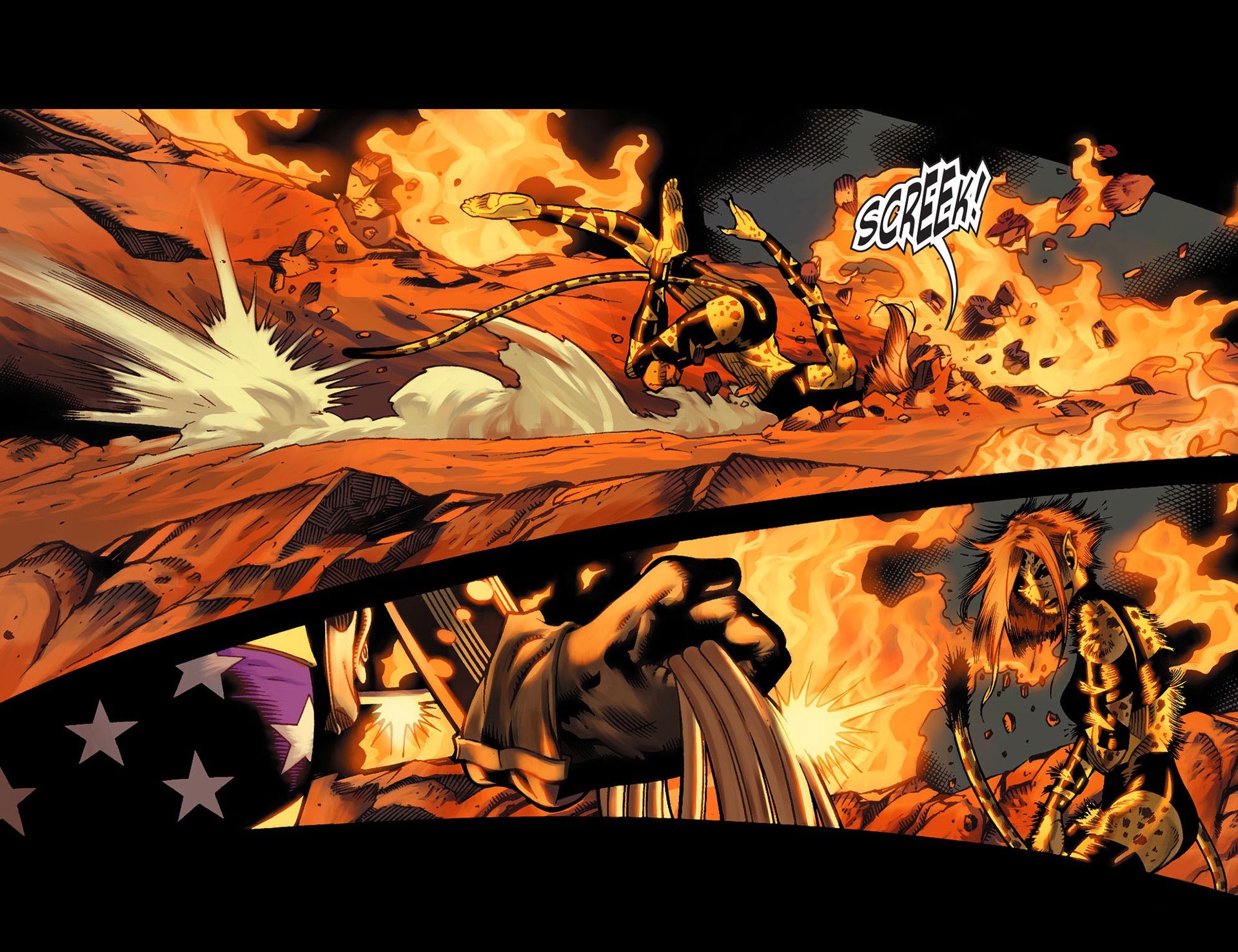 Read online Sensation Comics Featuring Wonder Woman comic -  Issue #13 - 19