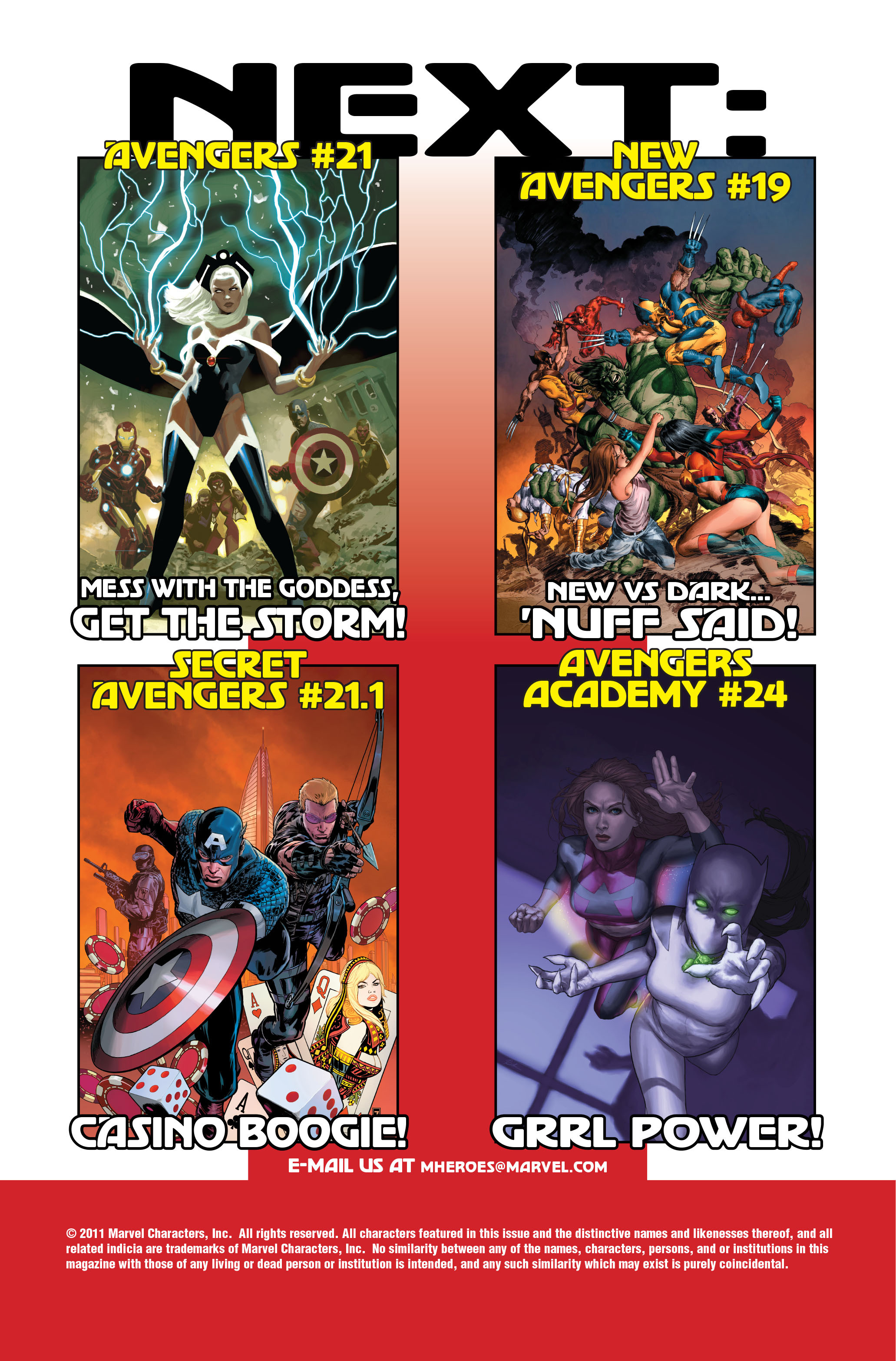 Read online Avengers (2010) comic -  Issue #Avengers (2010) Annual 1 - 29