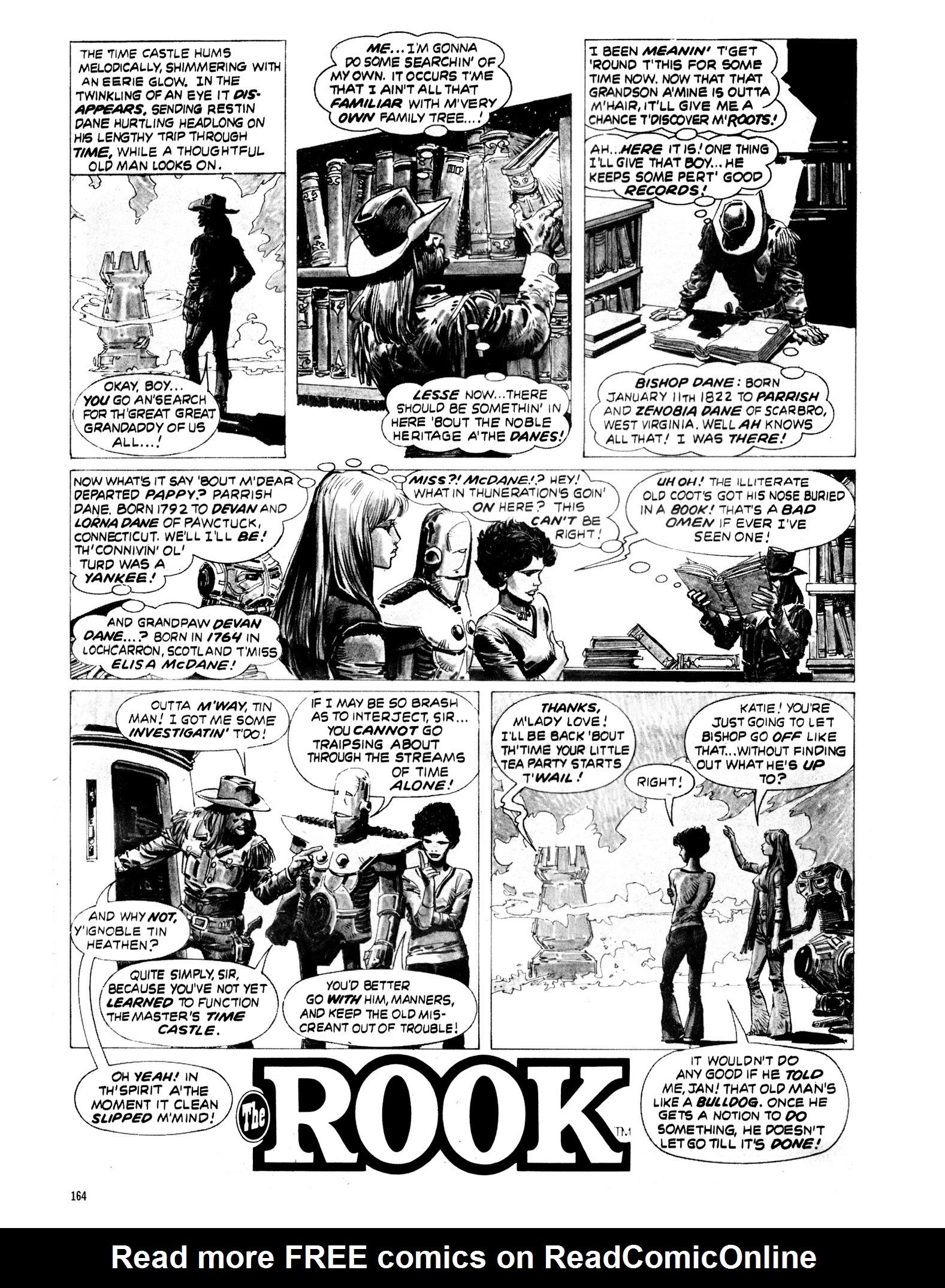 Read online Eerie Archives comic -  Issue # TPB 20 - 164
