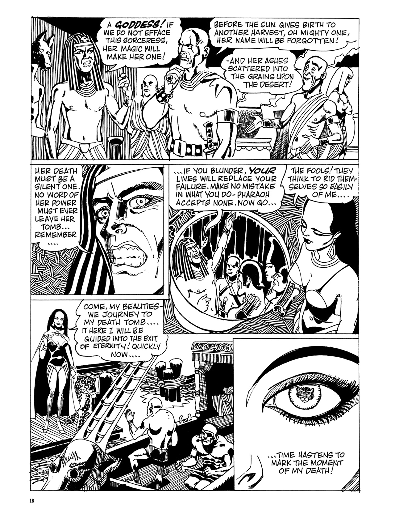 Read online Eerie Archives comic -  Issue # TPB 5 - 17
