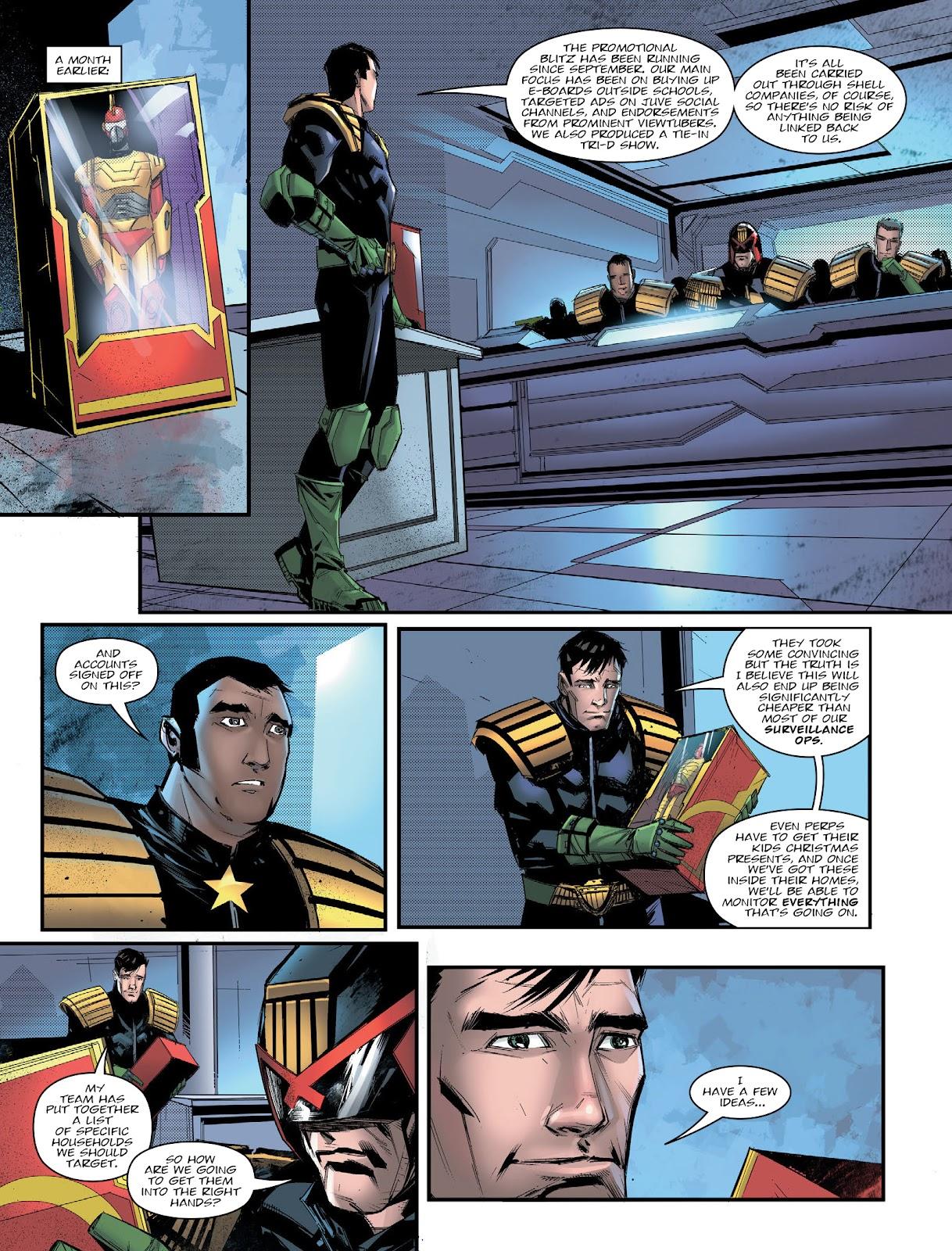 Judge Dredd Megazine (Vol. 5) issue 427 - Page 8