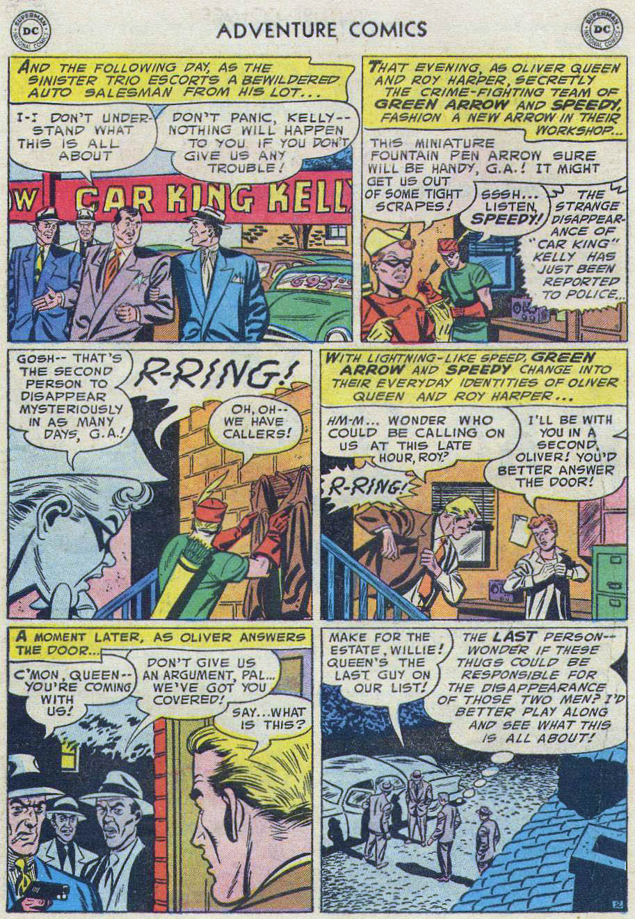 Read online Adventure Comics (1938) comic -  Issue #219 - 62