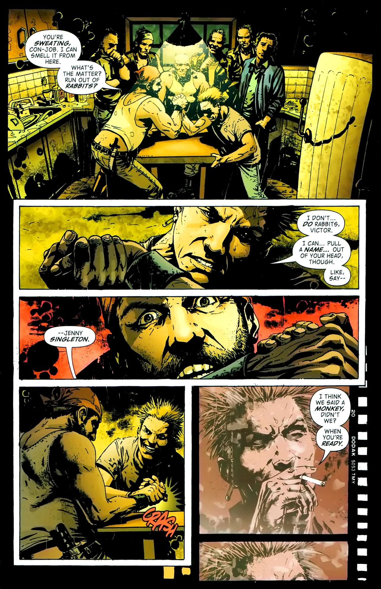 Read online John Constantine Hellblazer: All His Engines comic -  Issue # Full - 21
