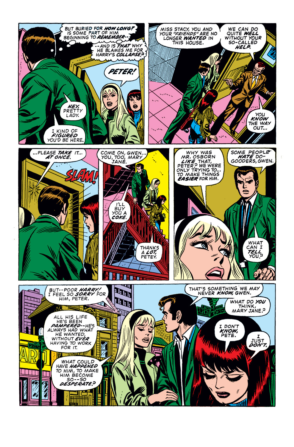 The Amazing Spider-Man (1963) 121 Page 5