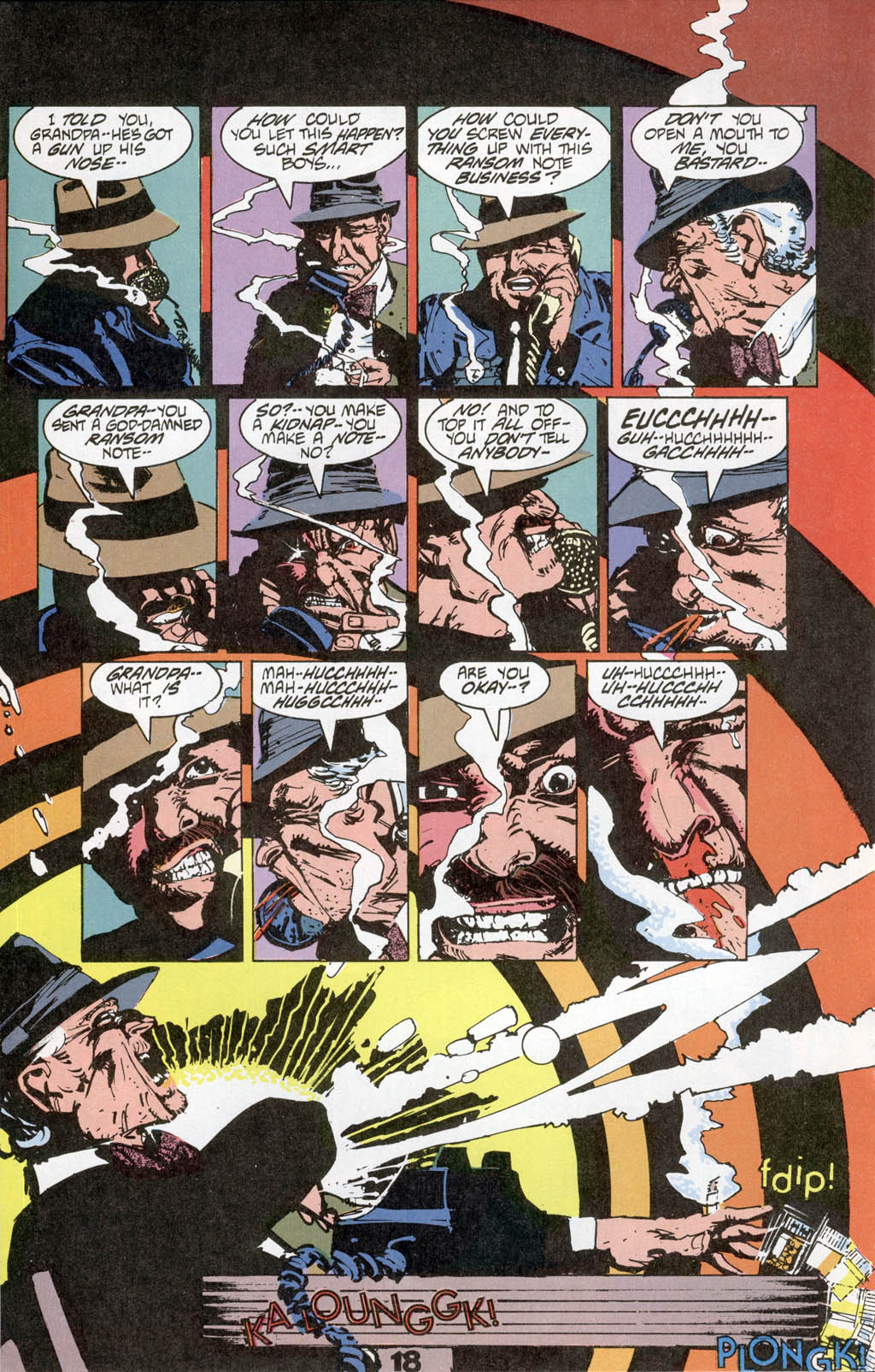 Read online American Flagg! comic -  Issue # _Special 1 - 20