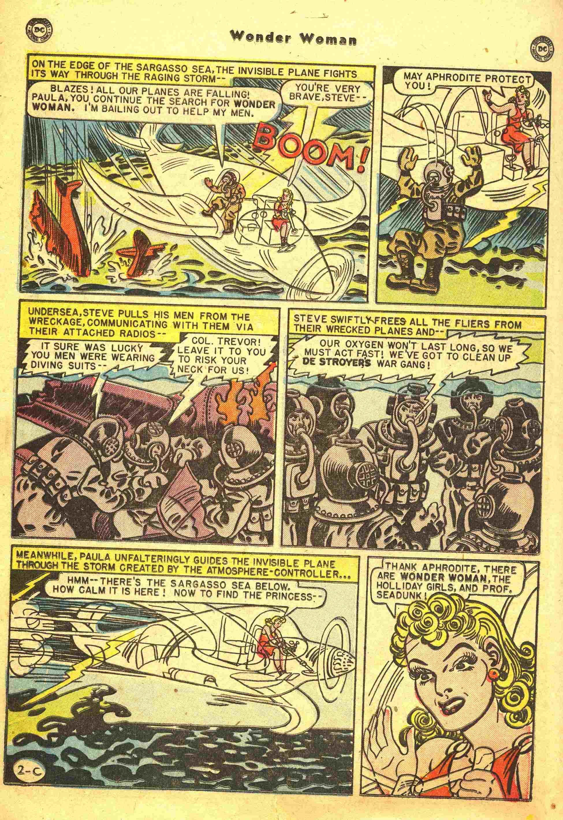 Read online Wonder Woman (1942) comic -  Issue #44 - 27