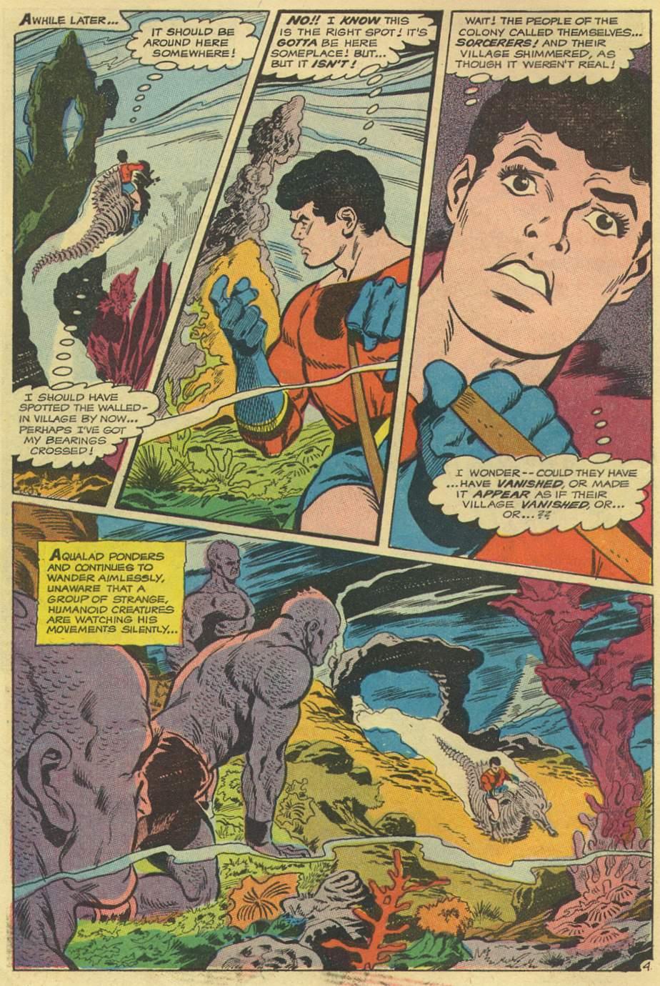 Read online Aquaman (1962) comic -  Issue #43 - 6