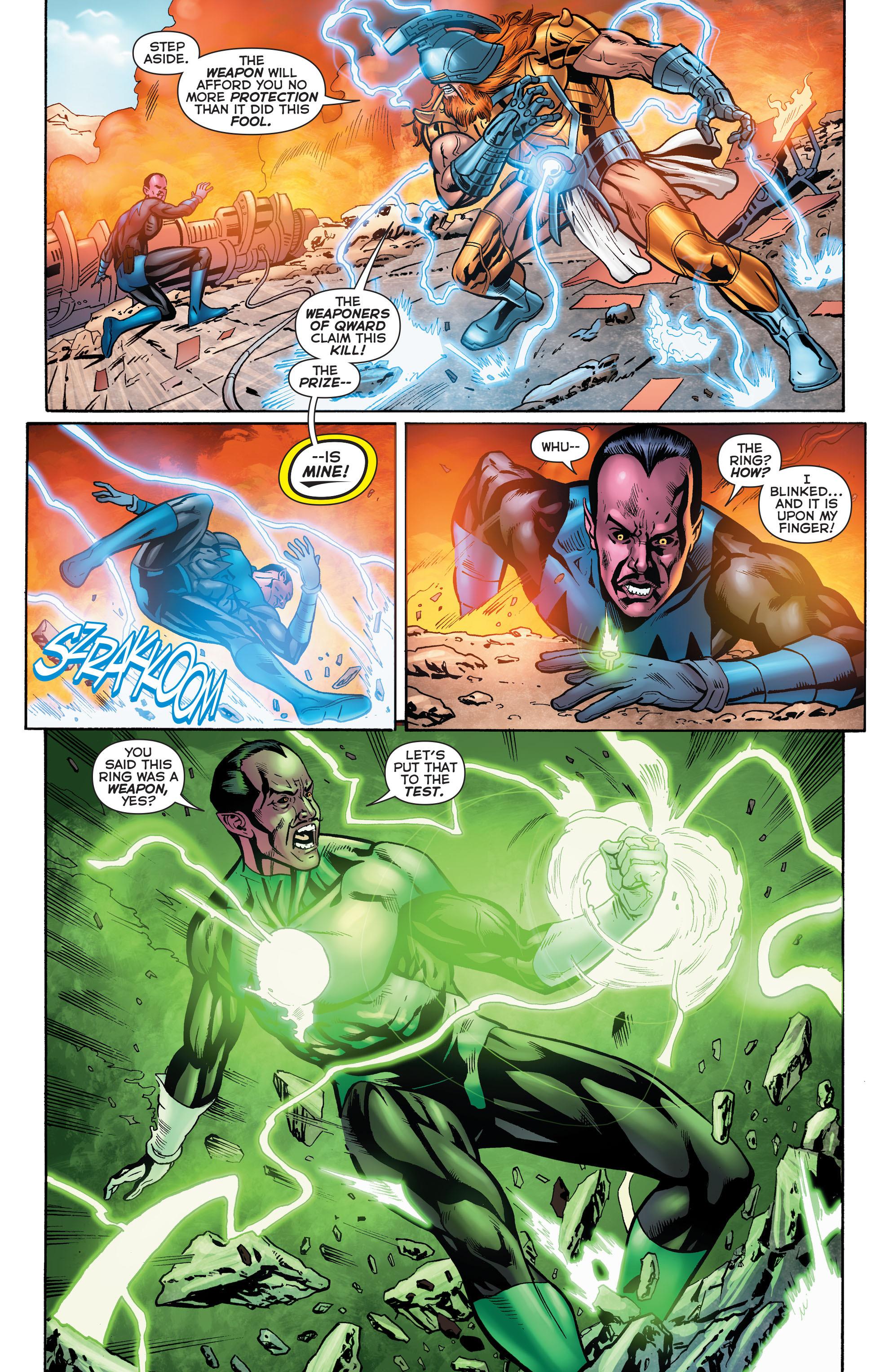 Read online Secret Origins (2014) comic -  Issue #6 - 28