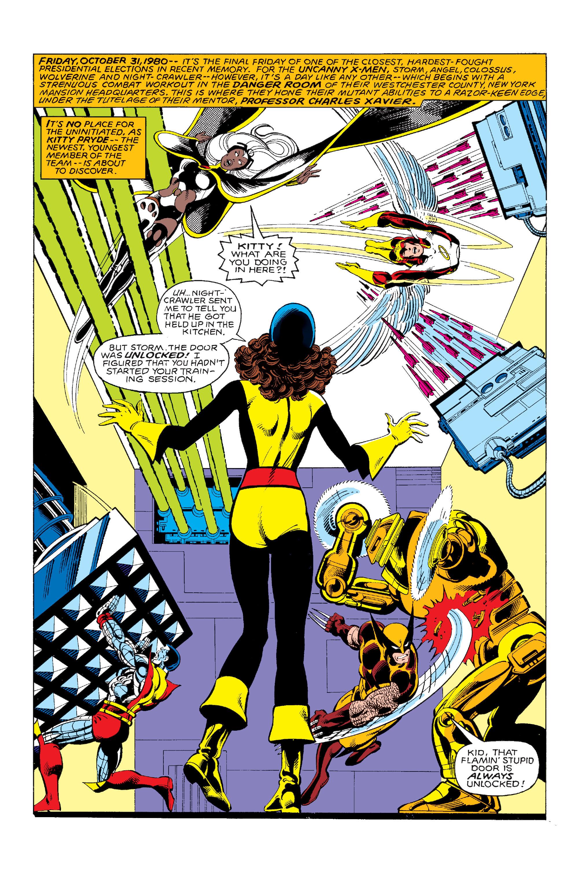 Uncanny X-Men (1963) 141 Page 7