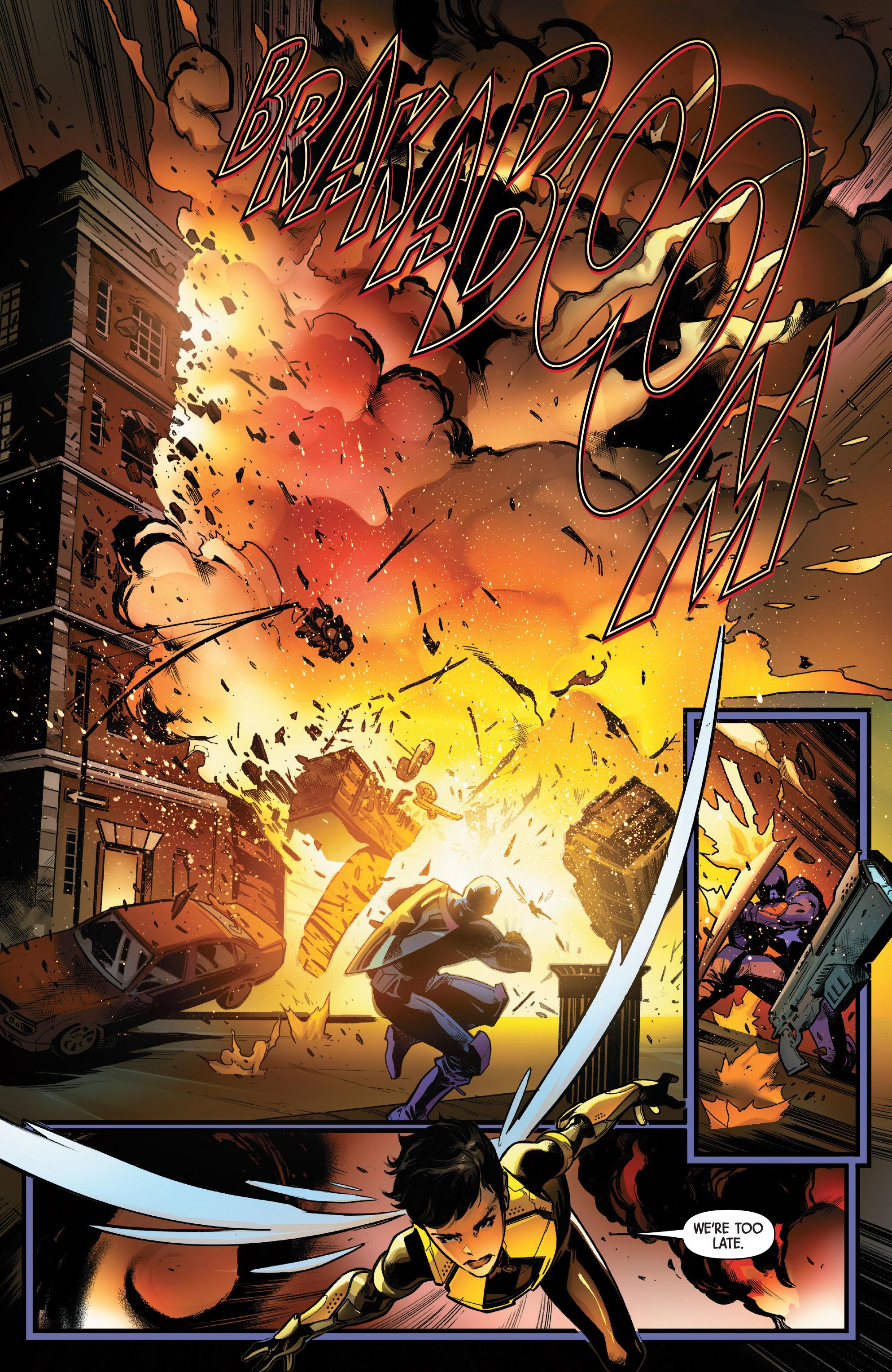 Read online Uncanny Avengers [II] comic -  Issue #10 - 19