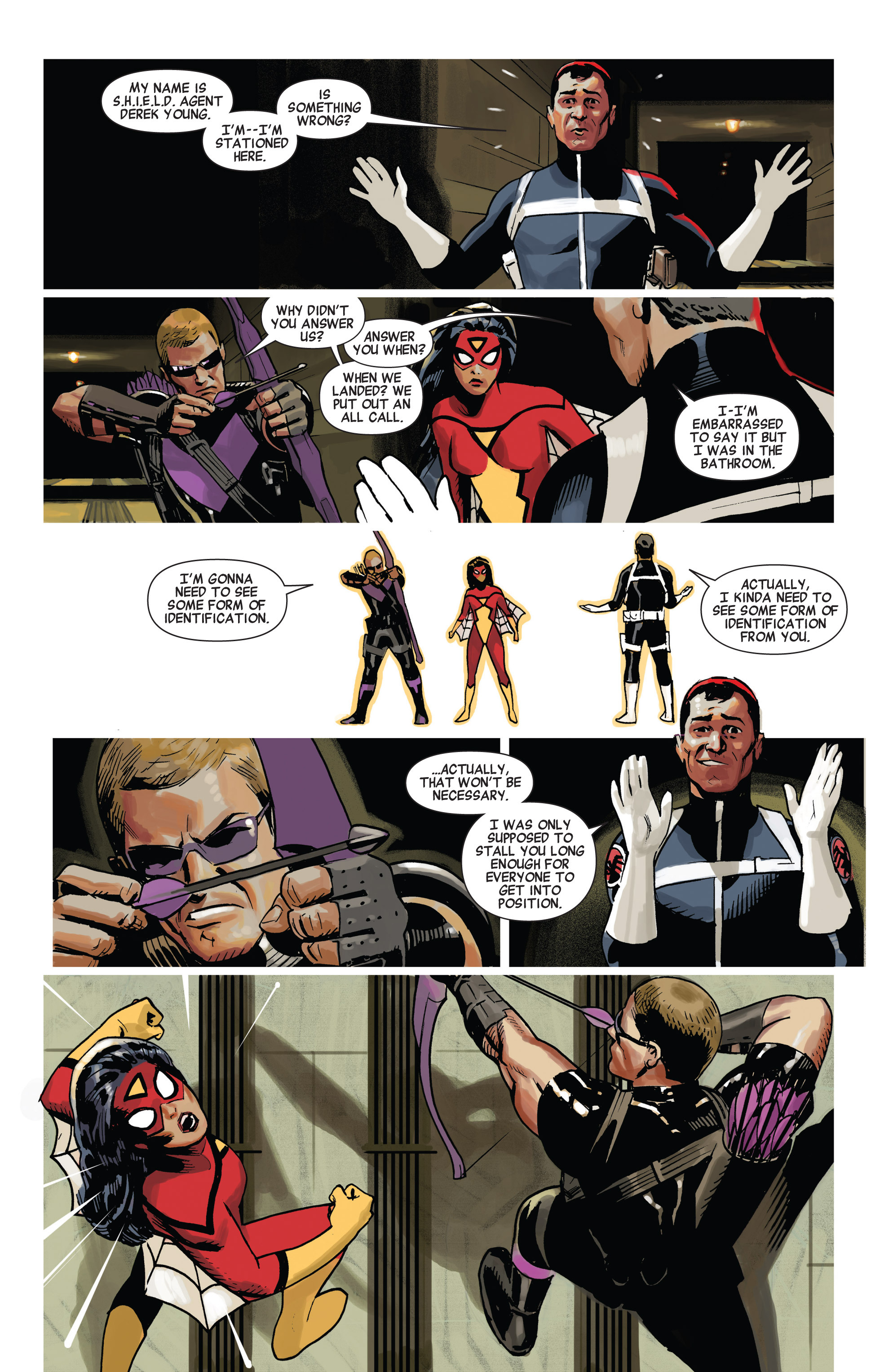 Read online Avengers (2010) comic -  Issue #20 - 15