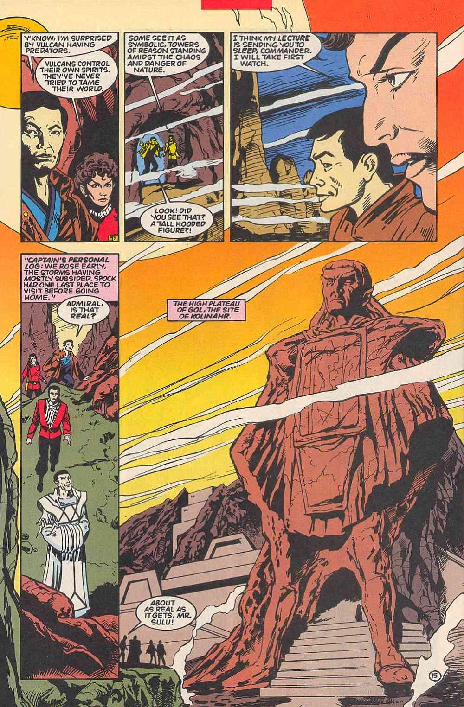 Read online Star Trek (1989) comic -  Issue # _Special 1 - 62