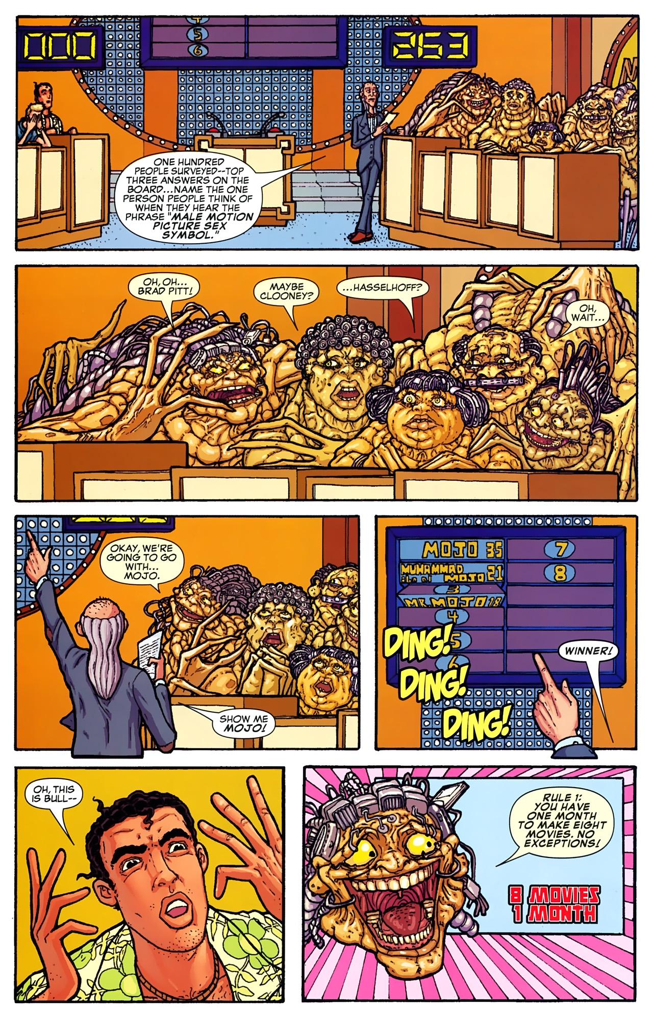 Read online Astonishing Tales (2009) comic -  Issue #2 - 29