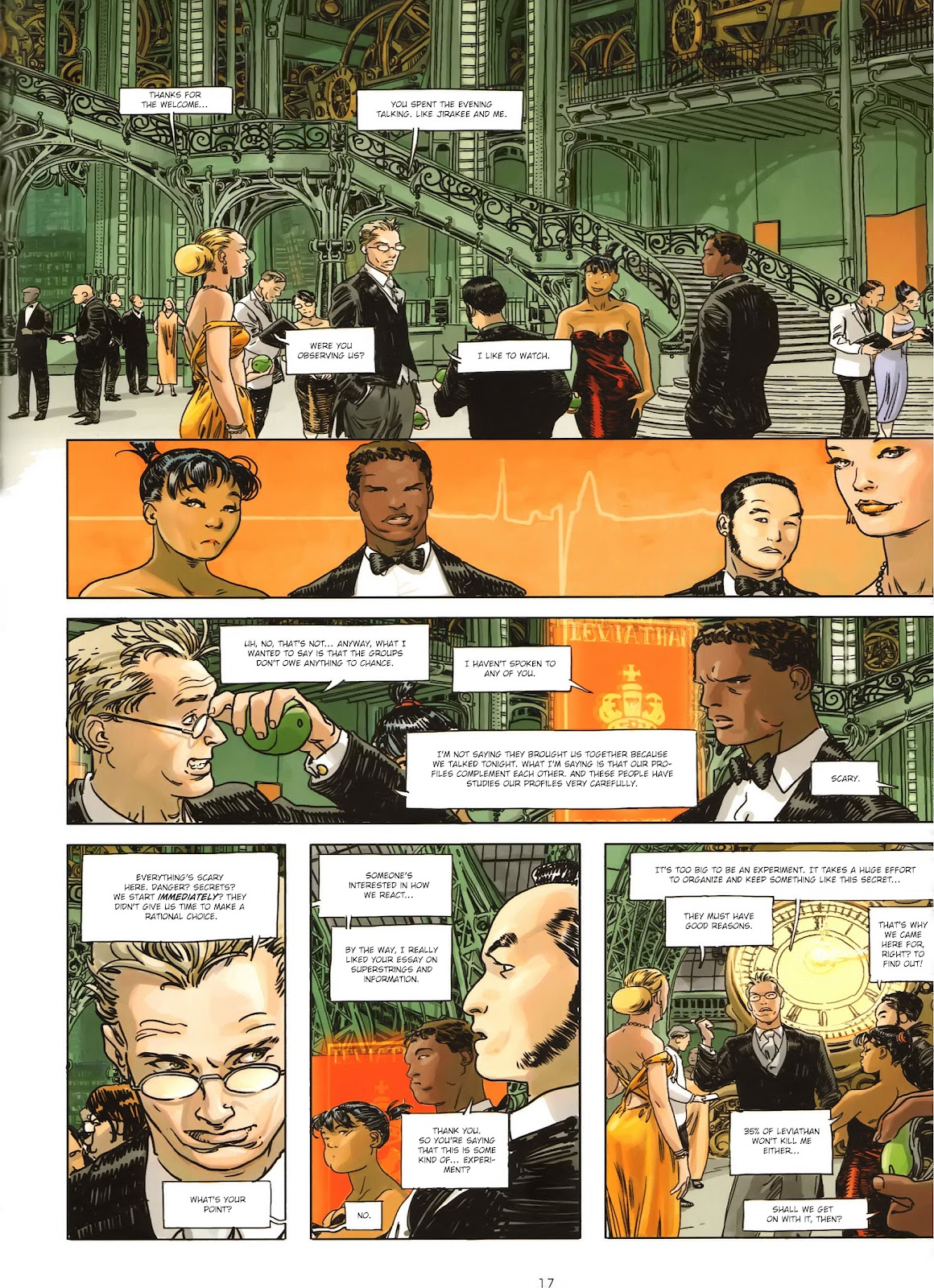 Read online Cutting Edge (2013) comic -  Issue #1 - 16
