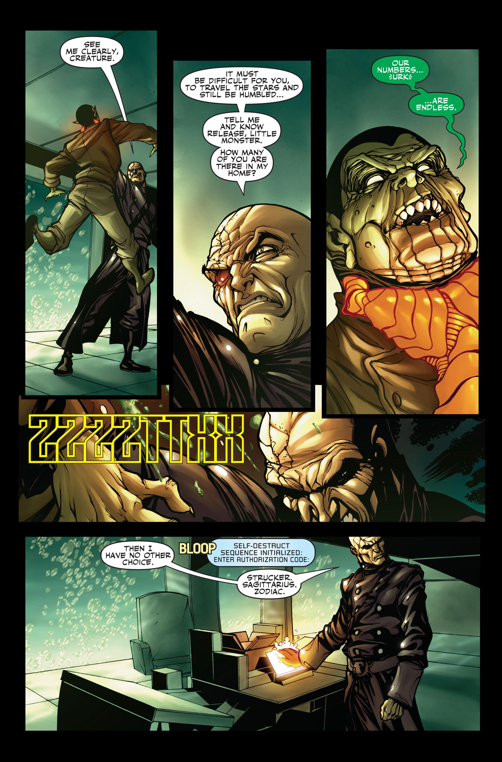 Read online Secret Warriors comic -  Issue #2 - 7