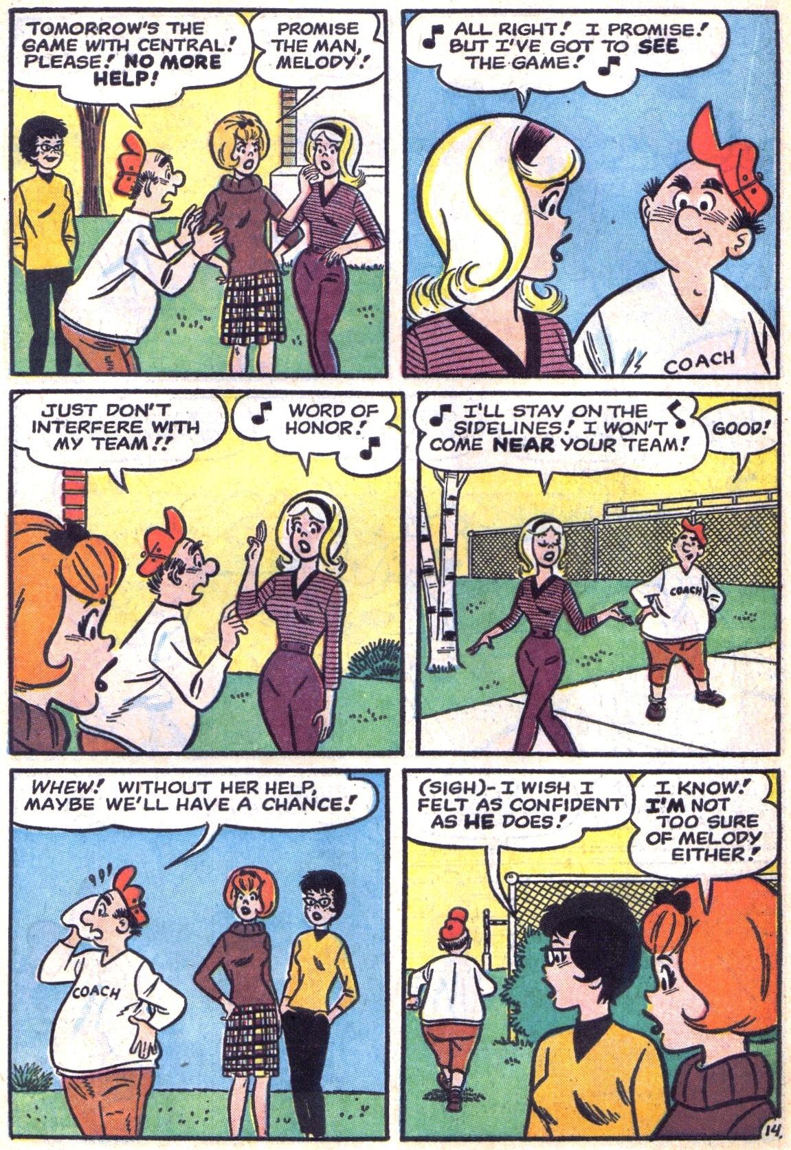 Read online She's Josie comic -  Issue #10 - 18