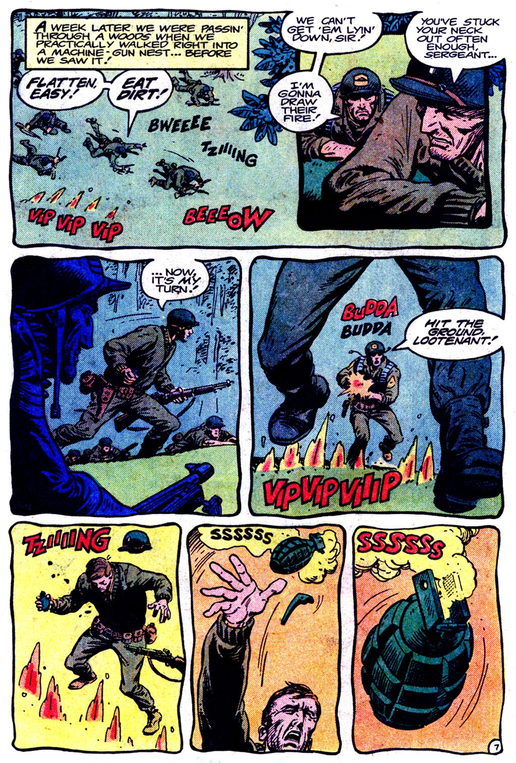 Sgt. Rock issue 361 - Page 7