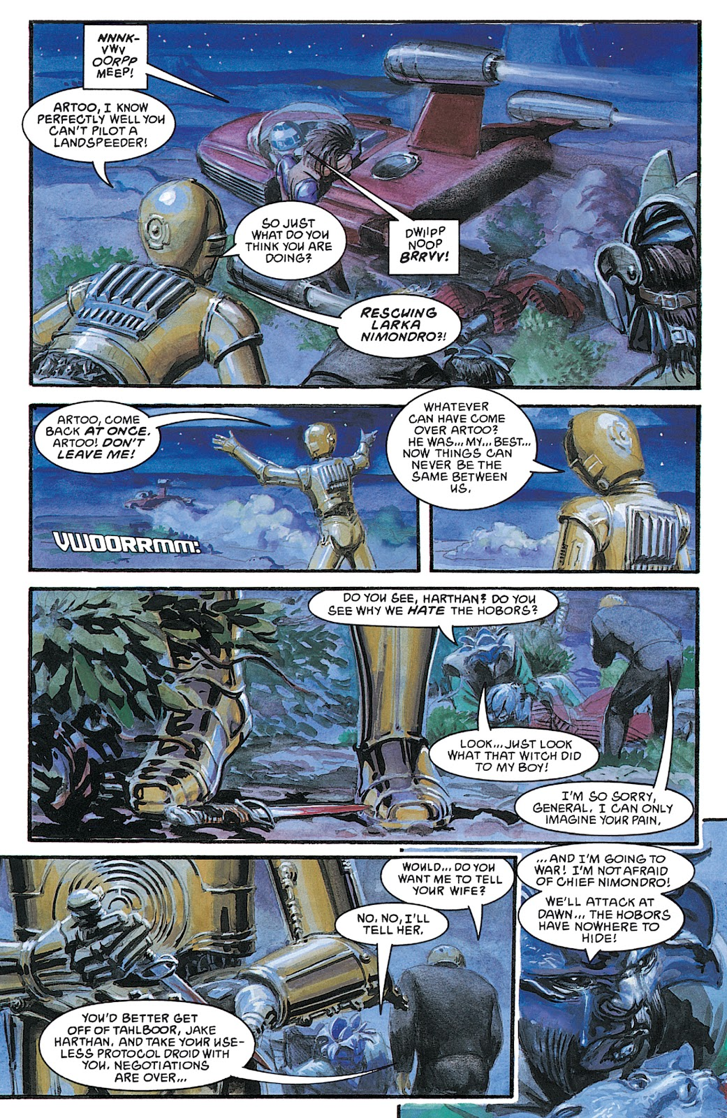 Read online Star Wars Legends Epic Collection: The Empire comic -  Issue # TPB 5 (Part 5) - 14