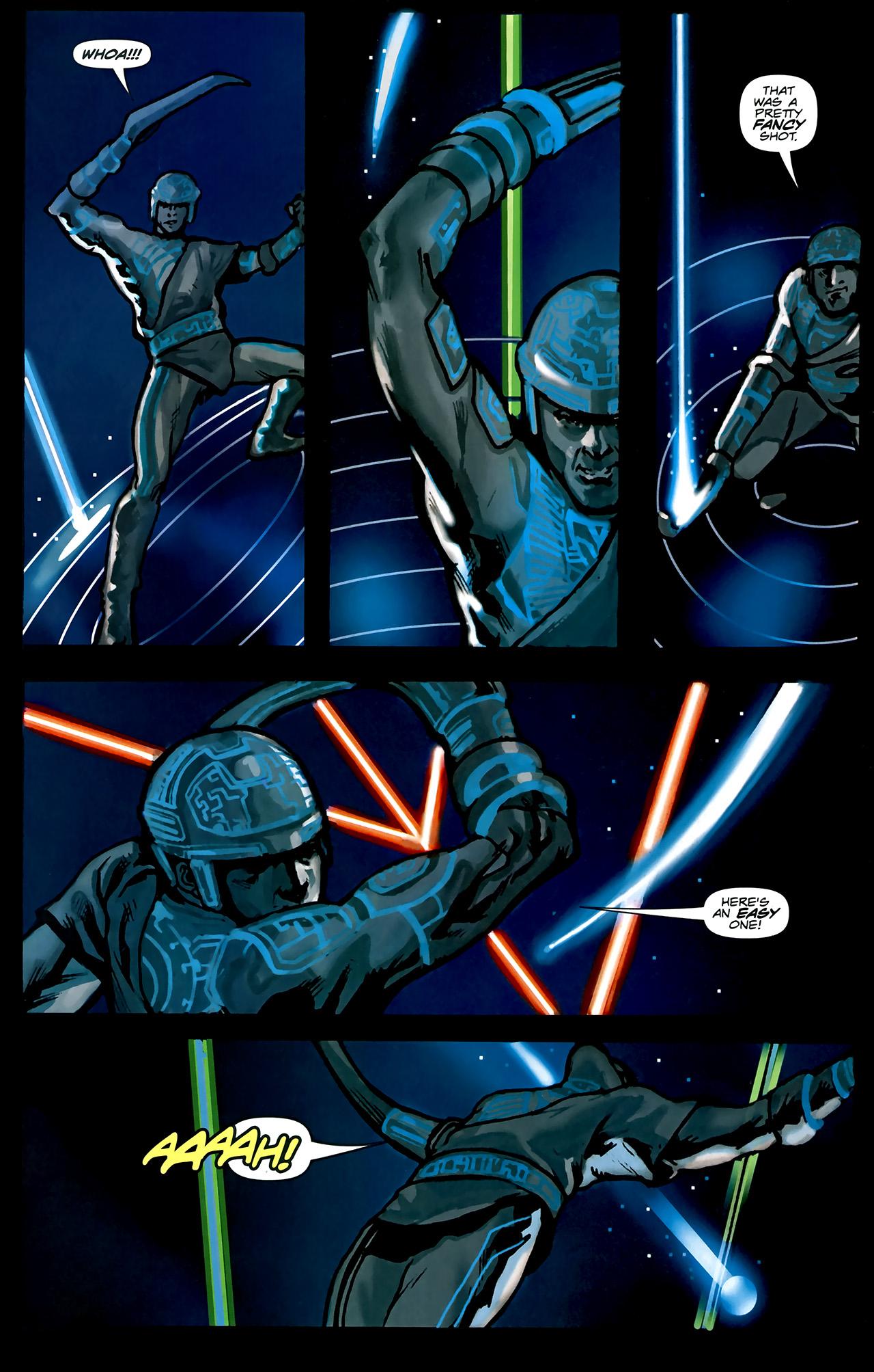 Read online TRON: Original Movie Adaptation comic -  Issue #2 - 5