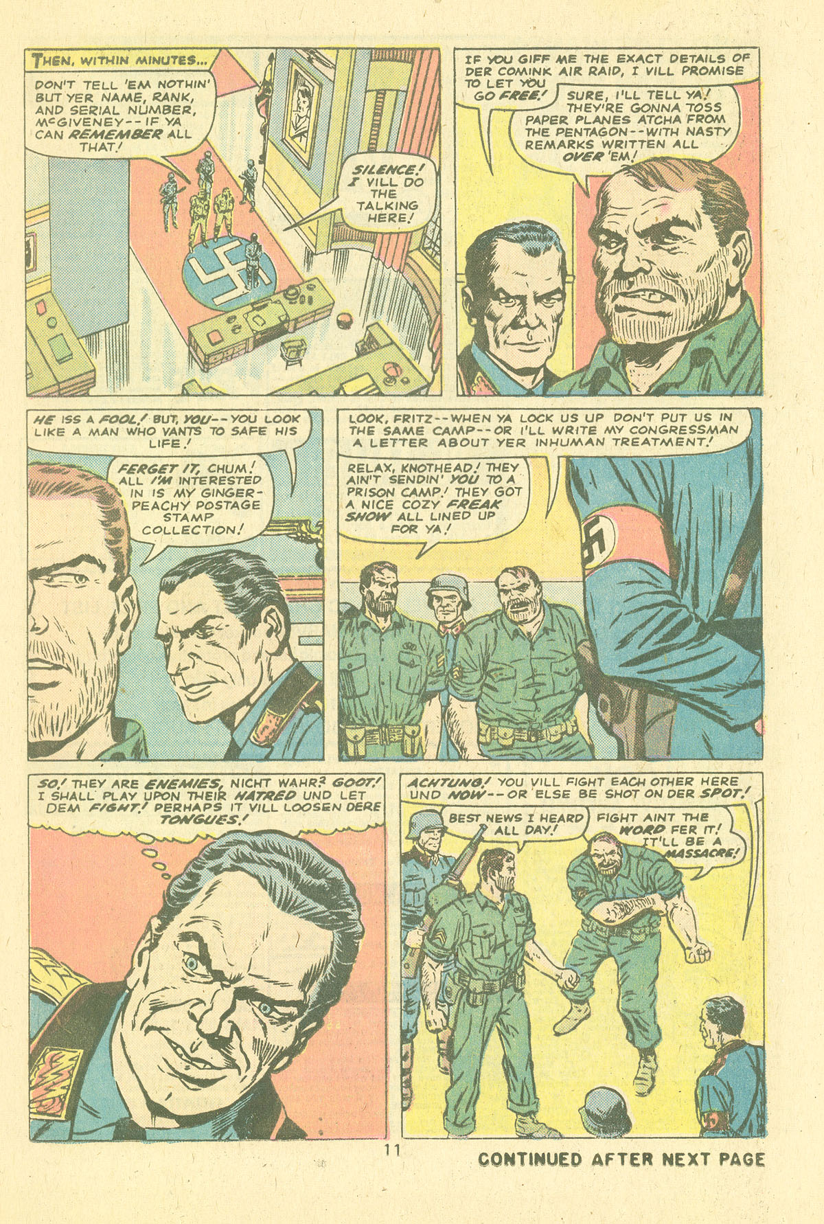 Read online Sgt. Fury comic -  Issue #124 - 13