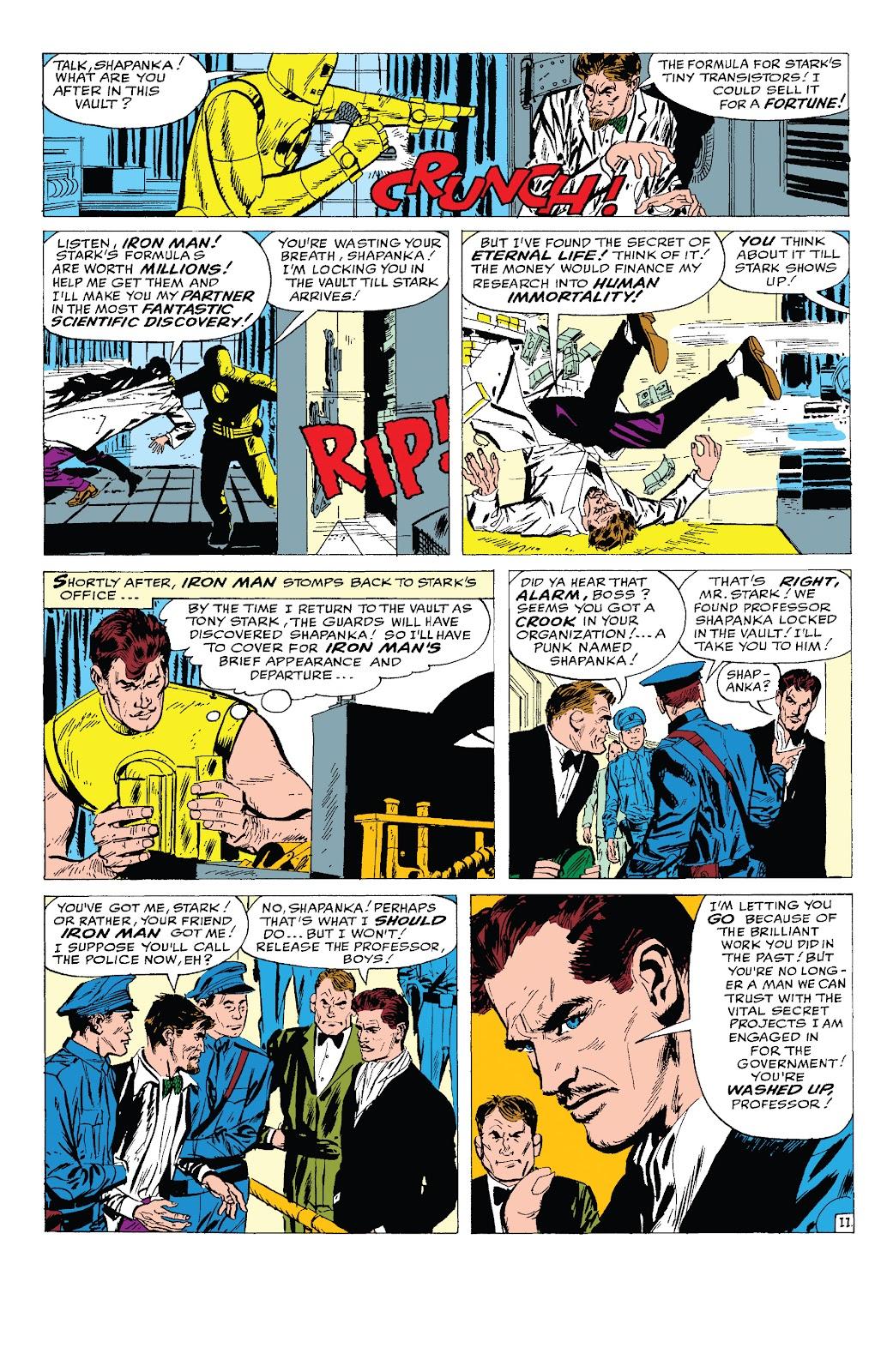 Read online Marvel Tales: Iron Man comic -  Issue # Full - 30