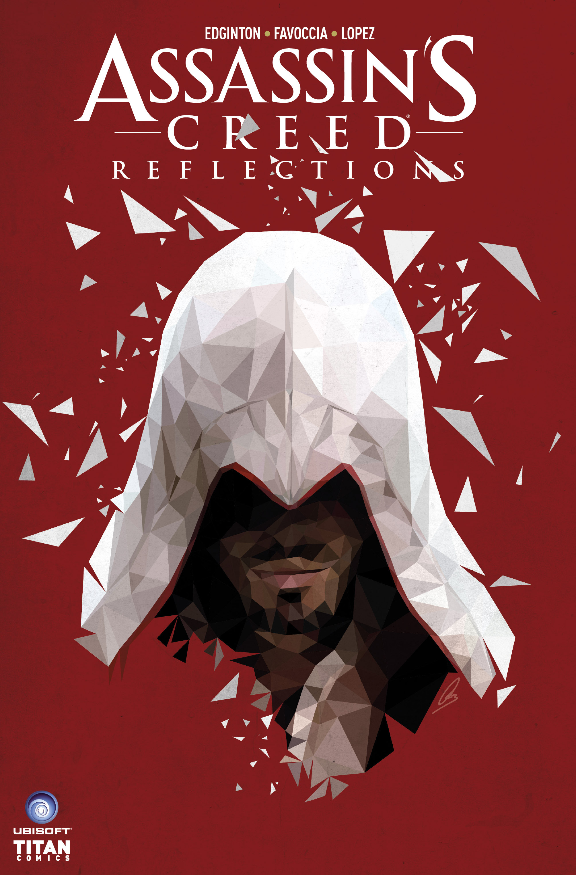 Read online Assassin's Creed: Reflections comic -  Issue #1 - 32