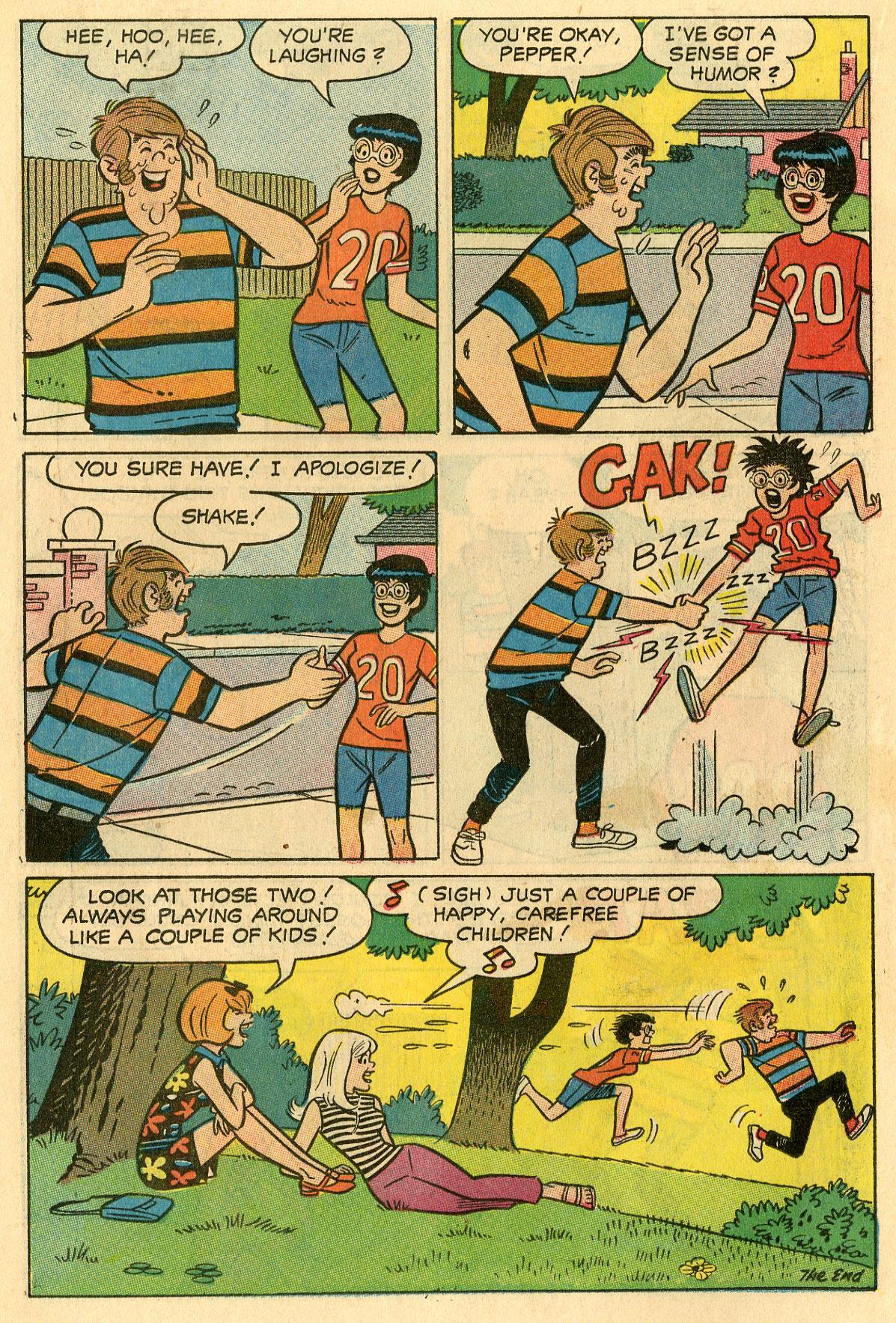 Read online She's Josie comic -  Issue #38 - 18