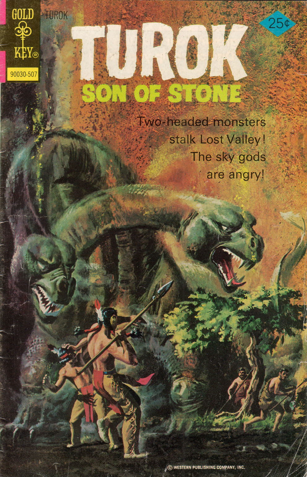 Read online Turok, Son of Stone comic -  Issue #97 - 1