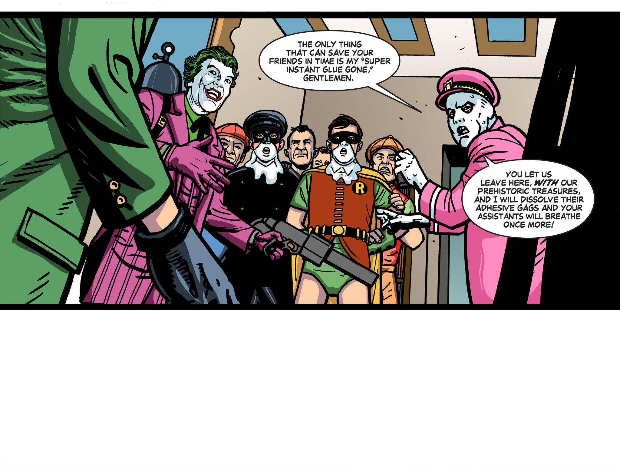 Read online Batman '66 Meets the Green Hornet [II] comic -  Issue #5 - 7