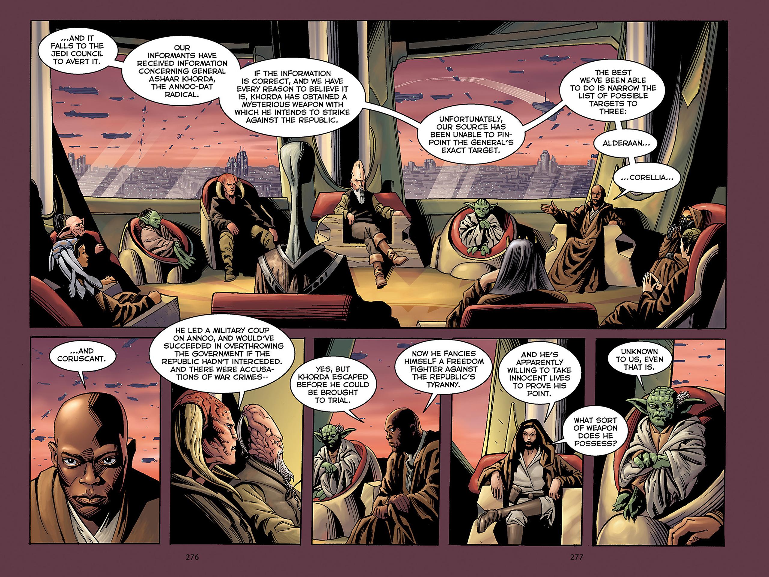 Read online Star Wars Omnibus comic -  Issue # Vol. 10 - 273