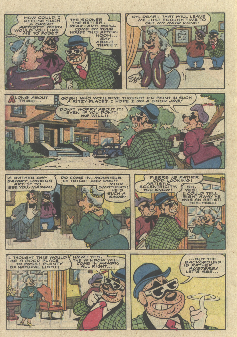 Read online Uncle Scrooge (1953) comic -  Issue #226 - 20