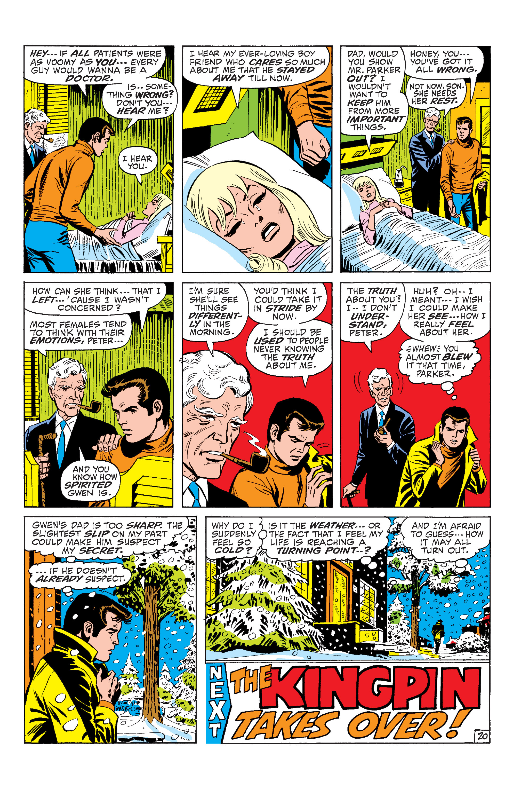 The Amazing Spider-Man (1963) 83 Page 20