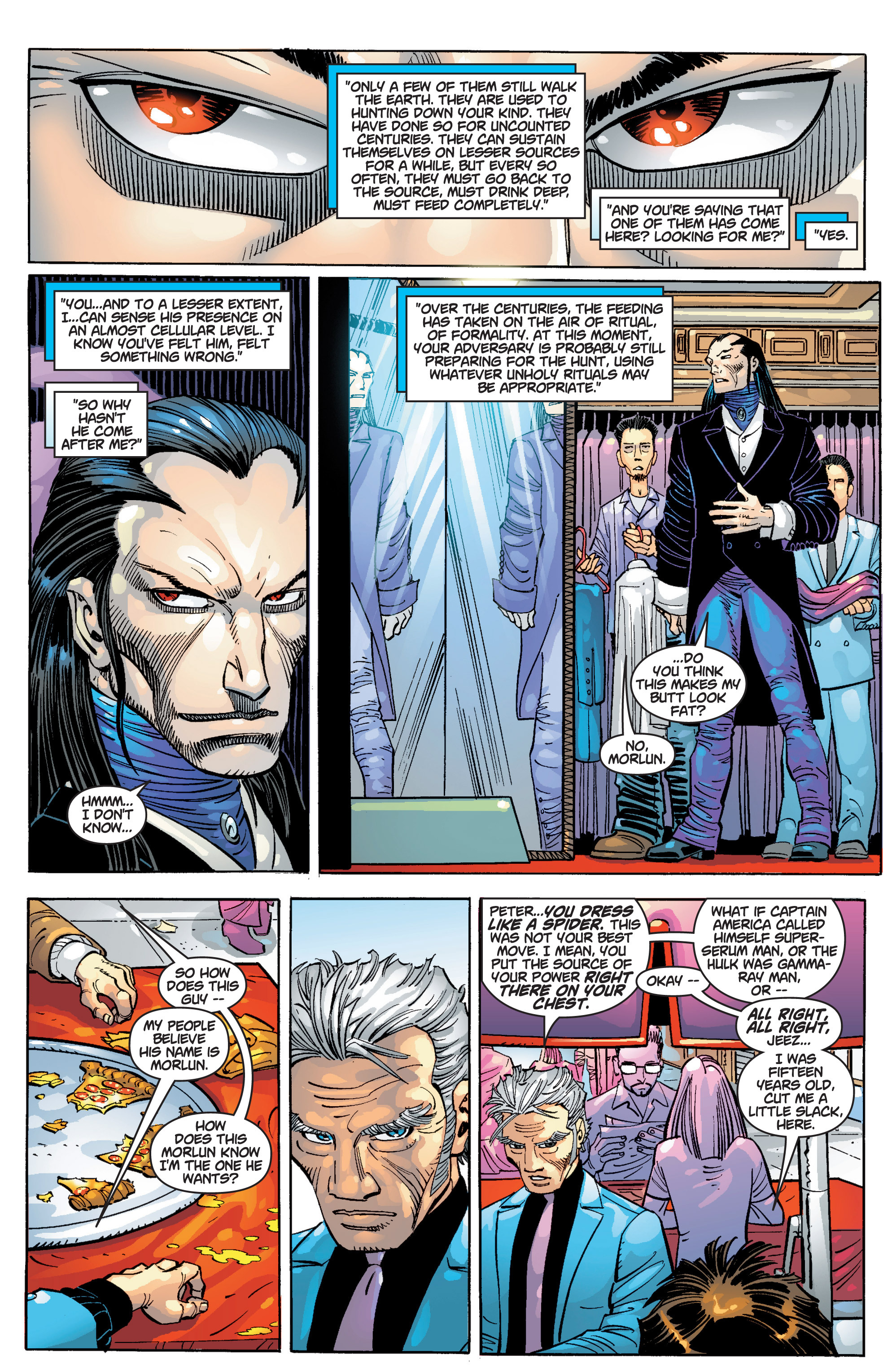 The Amazing Spider-Man (1999) 32 Page 13