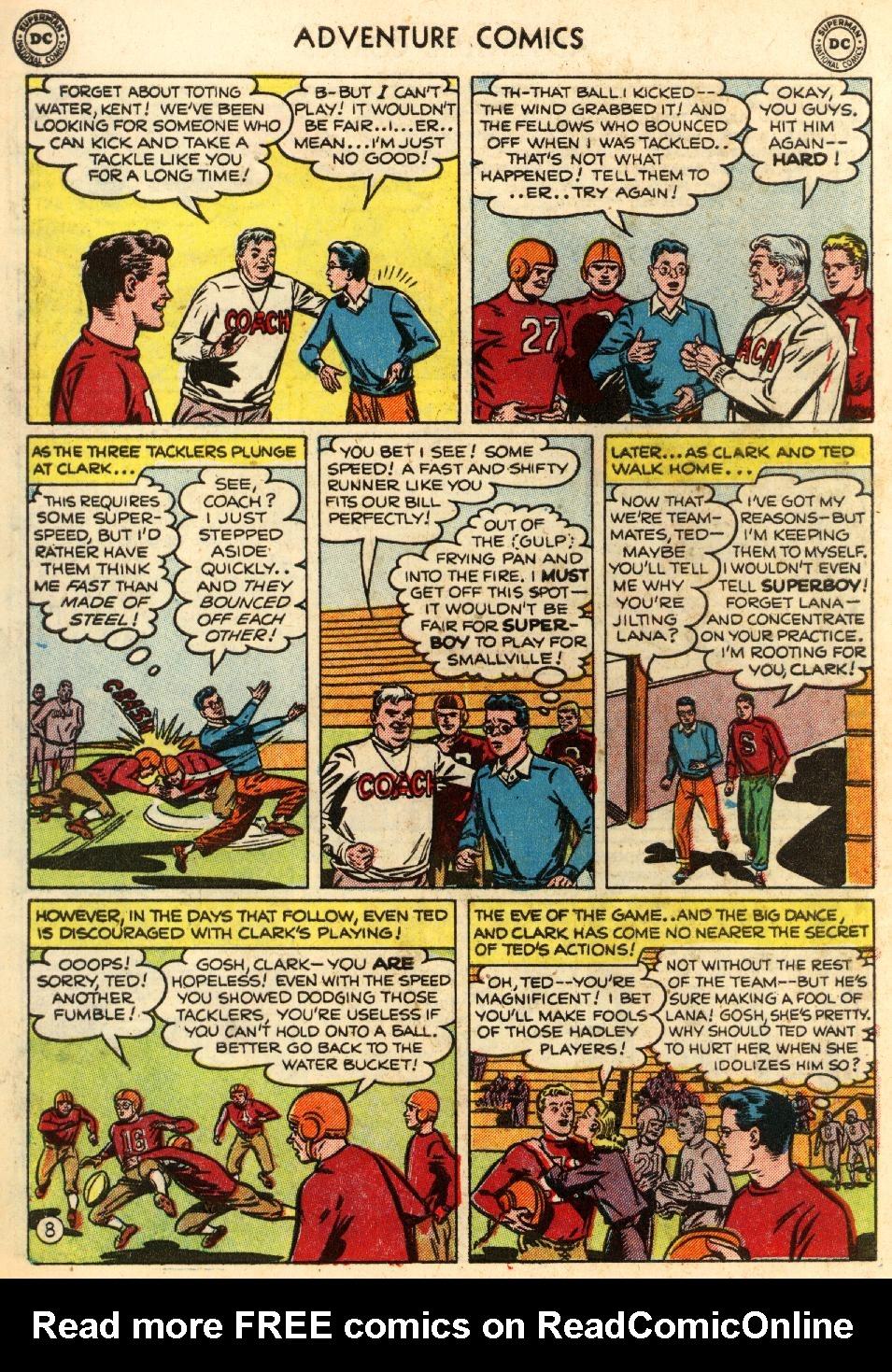 Read online Adventure Comics (1938) comic -  Issue #170 - 10