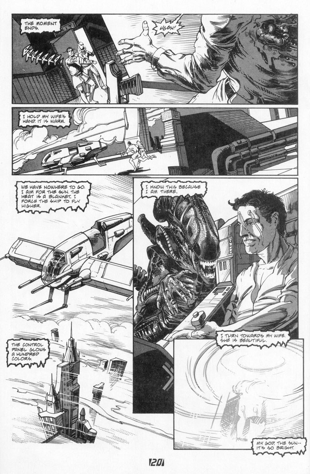 Read online Aliens (1988) comic -  Issue #3 - 24