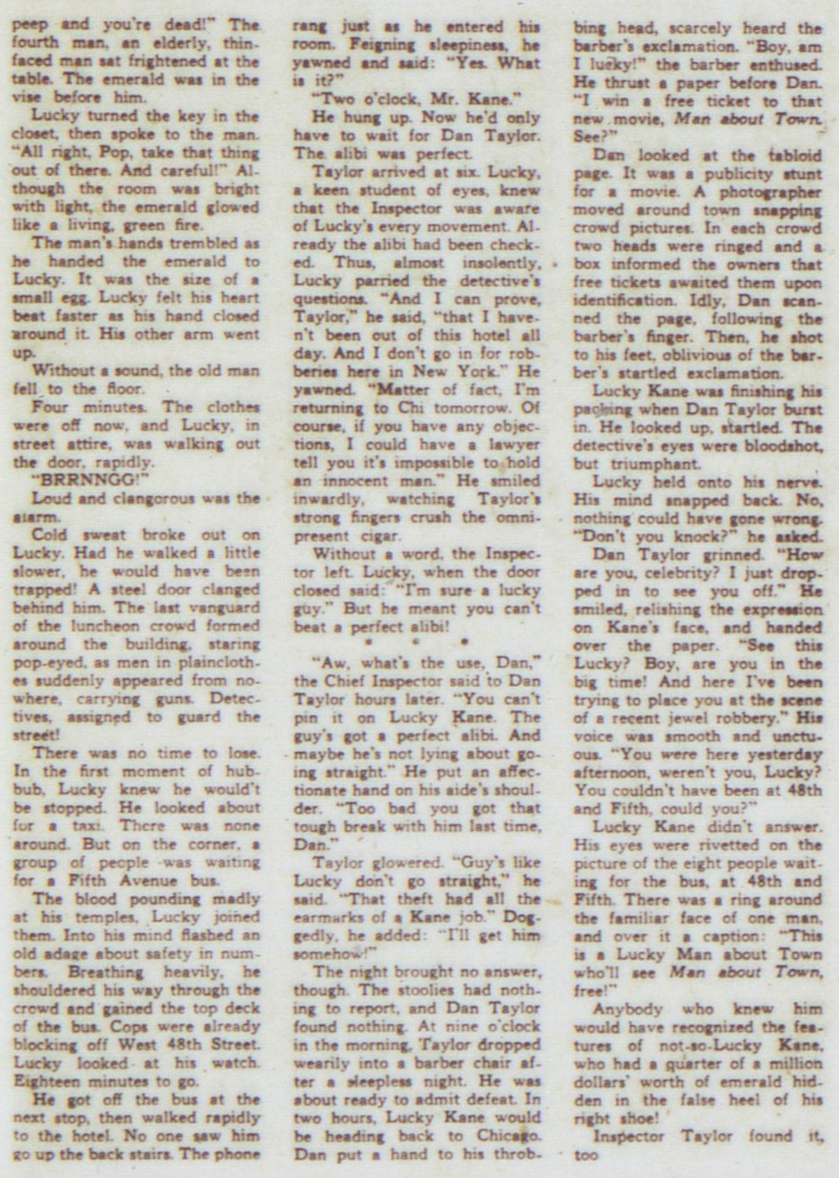Read online Detective Comics (1937) comic -  Issue #74 - 49