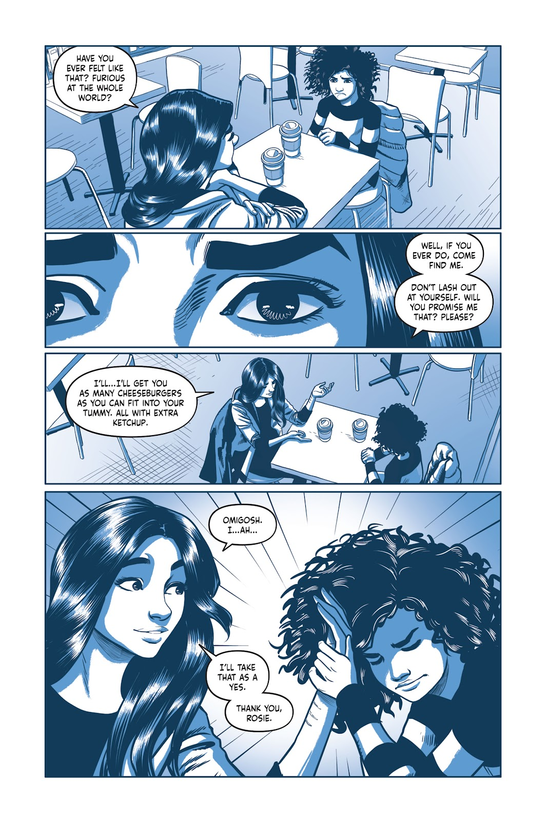 Read online Under the Moon: A Catwoman Tale comic -  Issue # TPB (Part 2) - 26