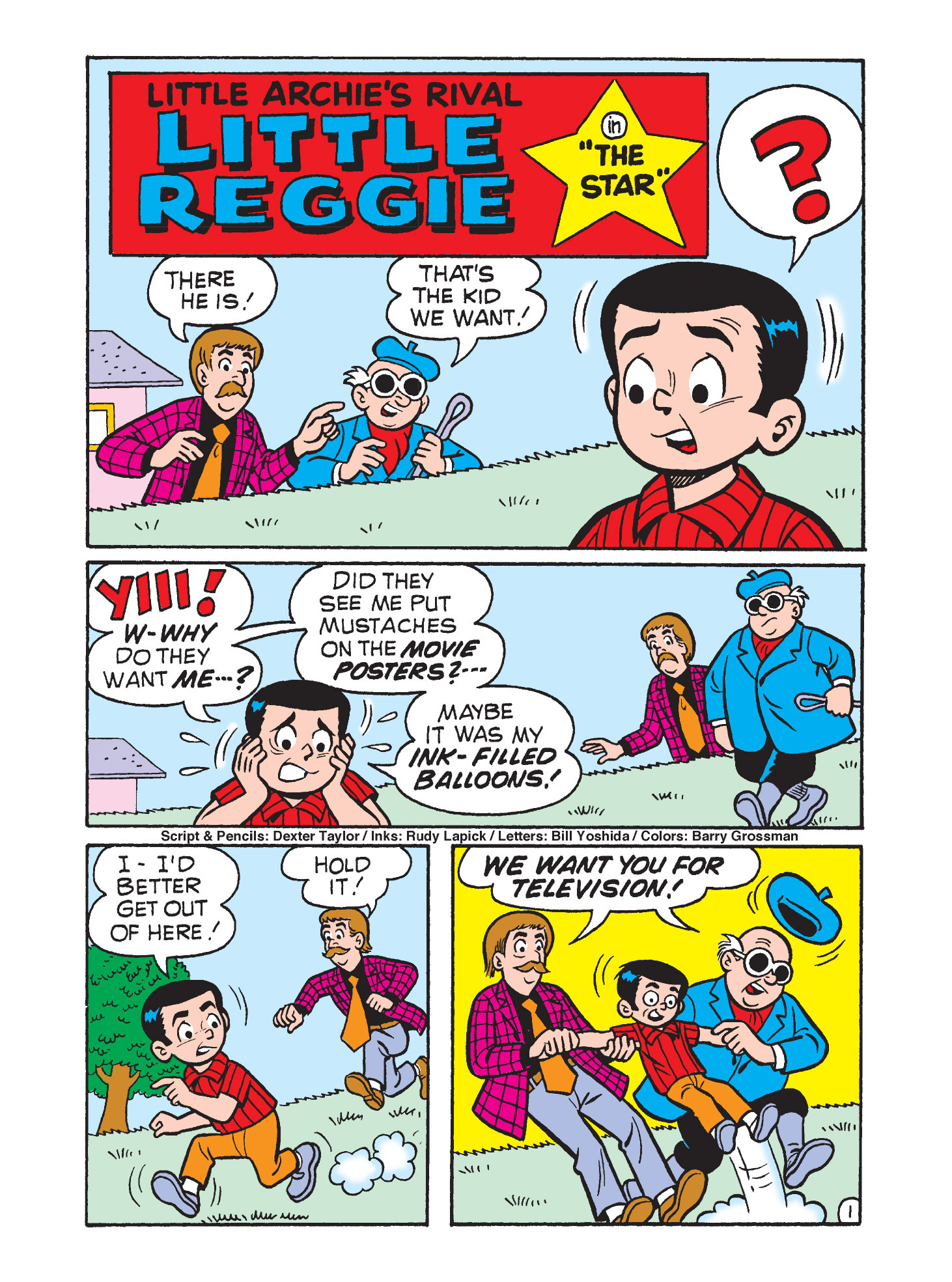 Read online Archie's Funhouse Double Digest comic -  Issue #9 - 128