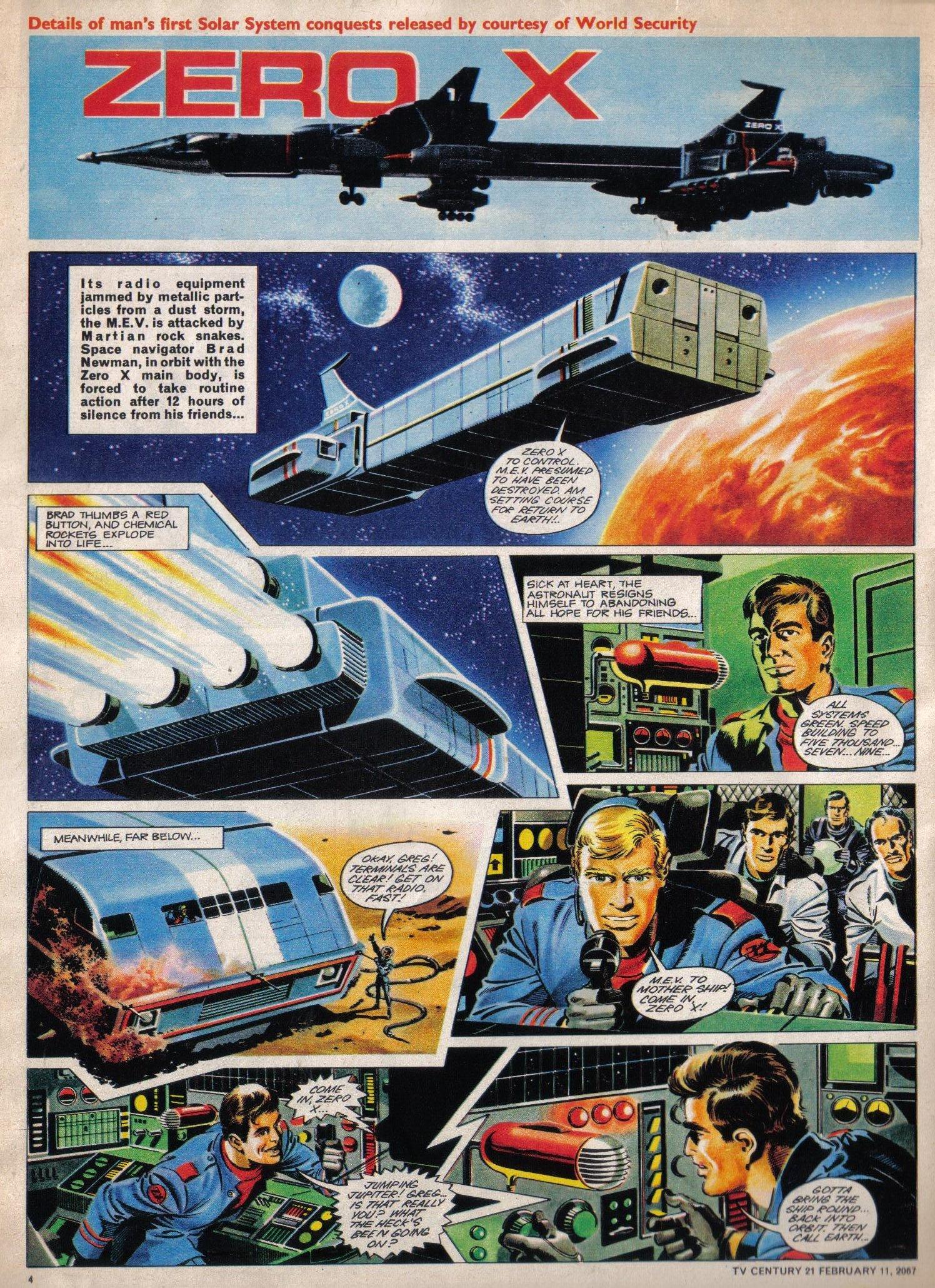 Read online TV Century 21 (TV 21) comic -  Issue #108 - 4