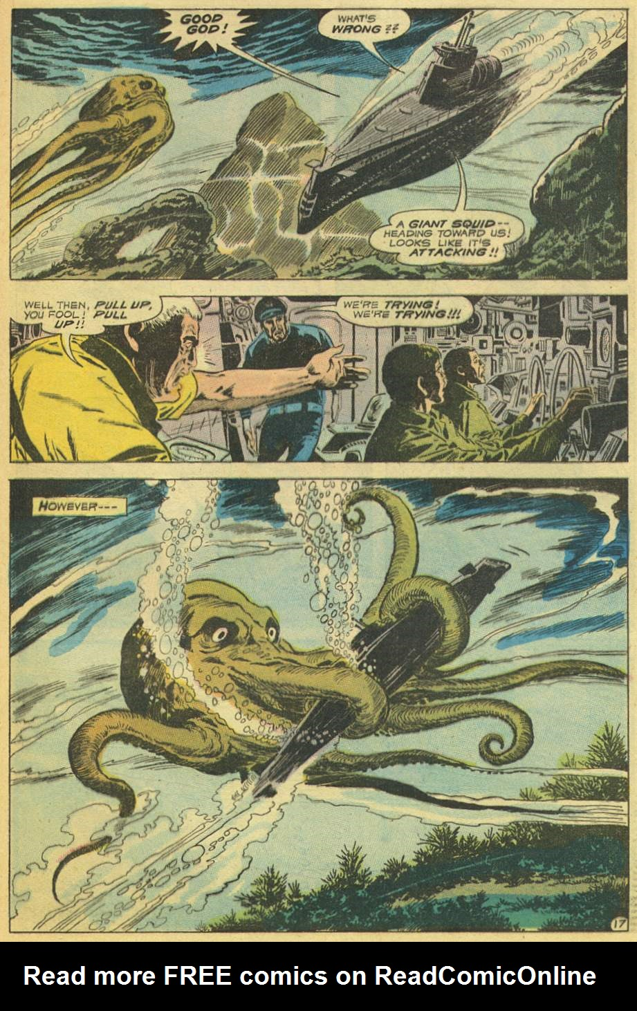 Read online Aquaman (1962) comic -  Issue #53 - 21