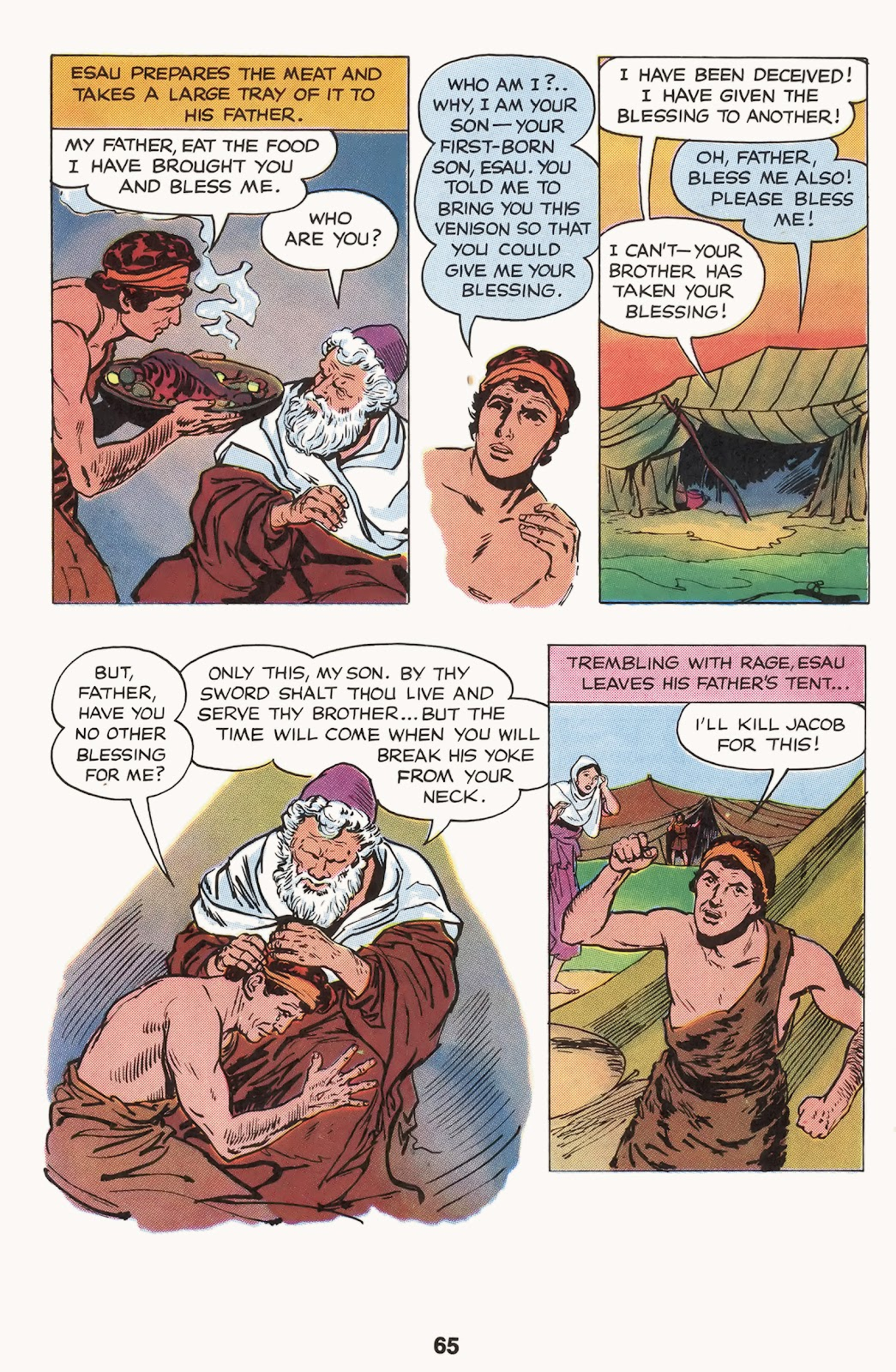 The Picture Bible issue TPB (Part 1) - Page 67