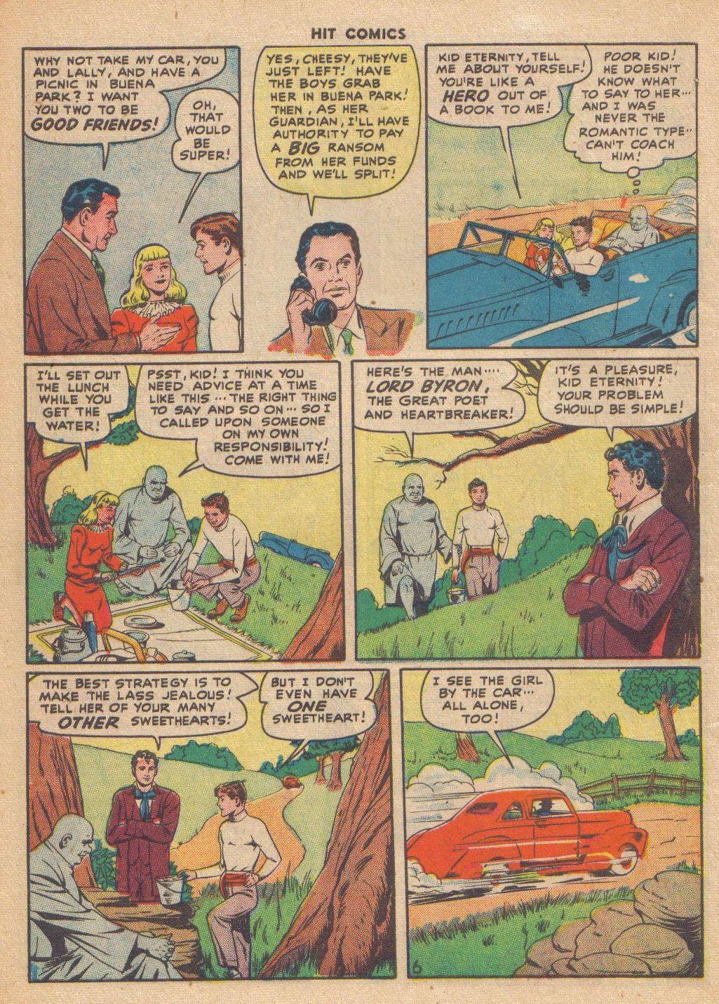 Read online Hit Comics comic -  Issue #46 - 8