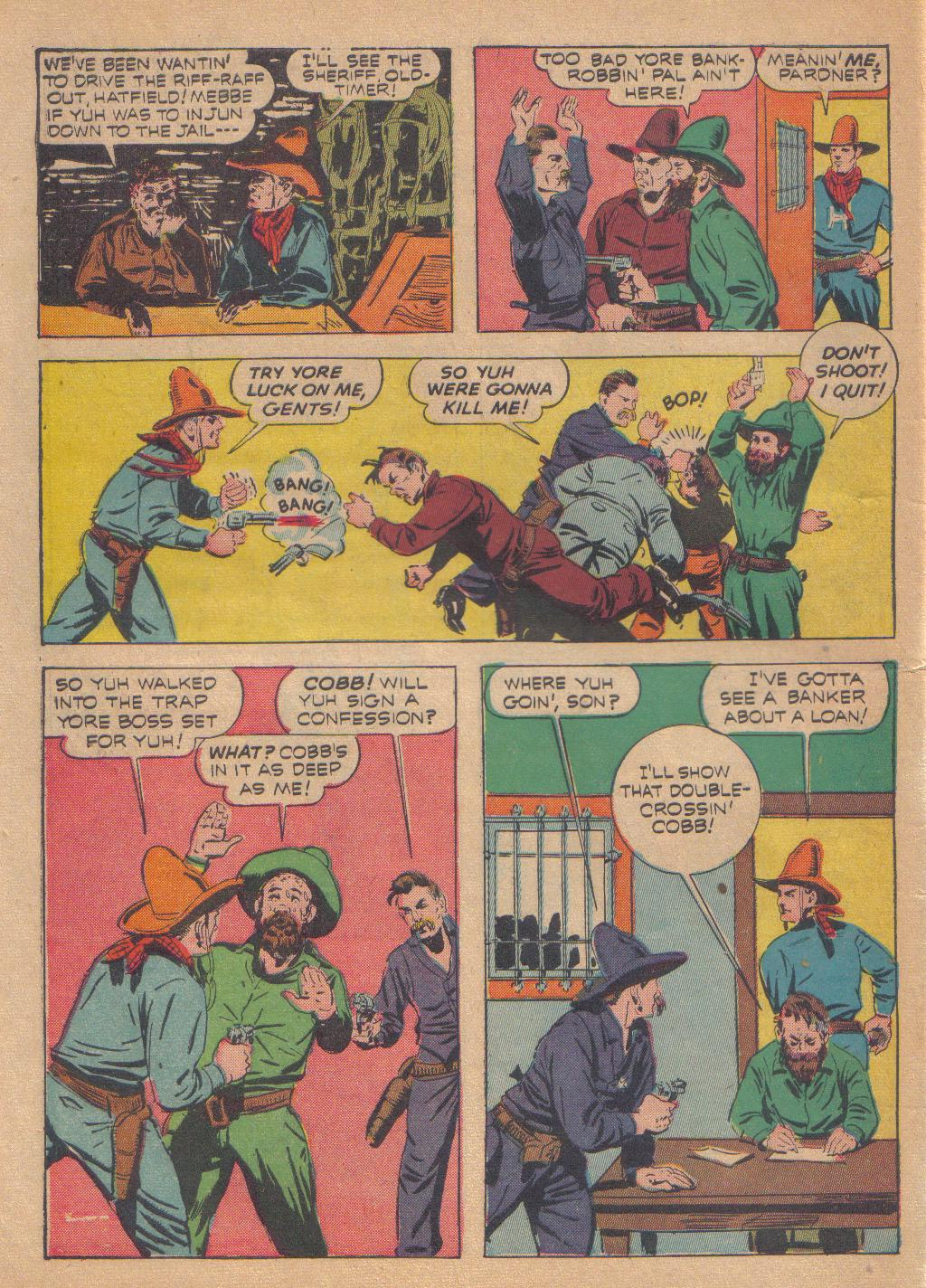 Exciting Comics (1940) issue 13 - Page 64