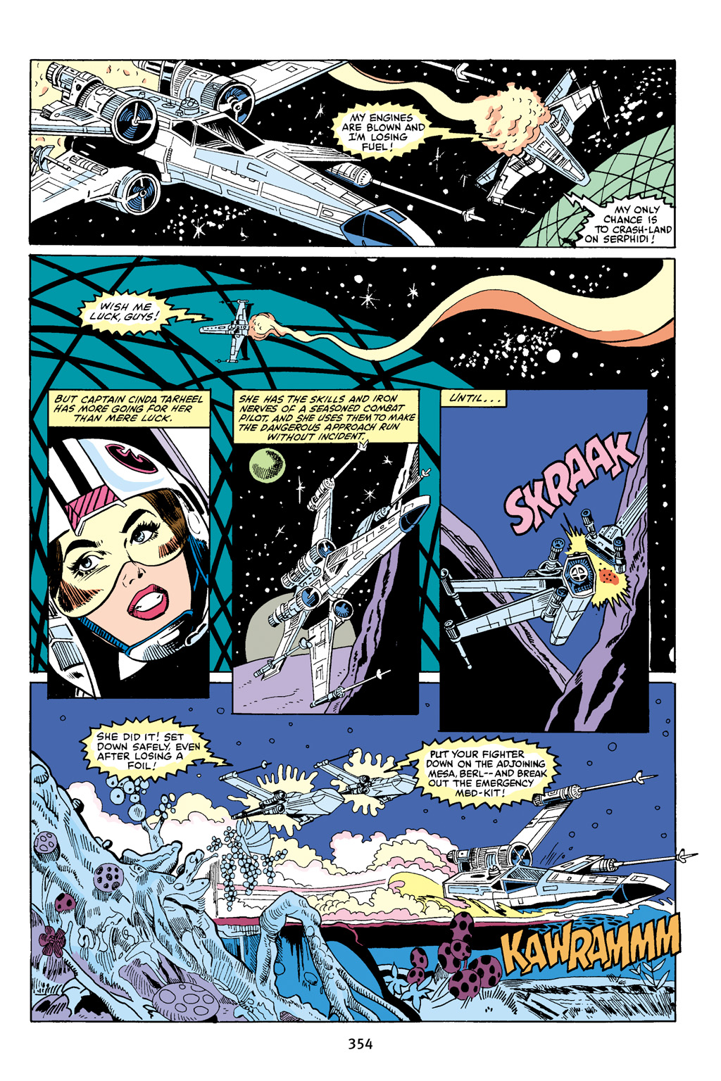 Read online Star Wars Omnibus comic -  Issue # Vol. 16 - 347