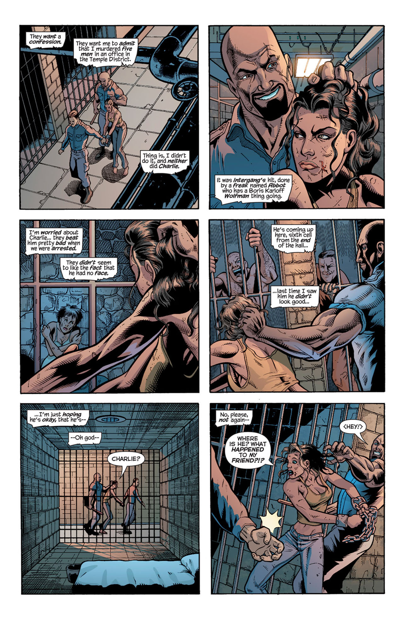 Read online 52 comic -  Issue #15 - 7