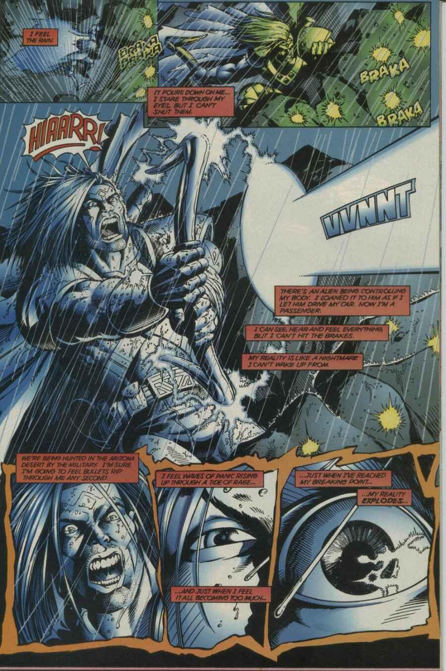 Read online Ultraverse Premiere comic -  Issue #2 - 17